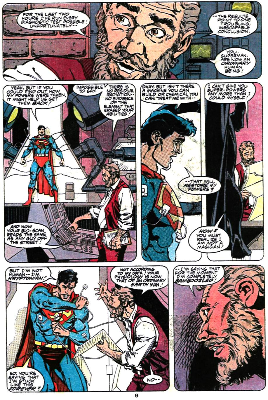Read online Adventures of Superman (1987) comic -  Issue #472 - 10