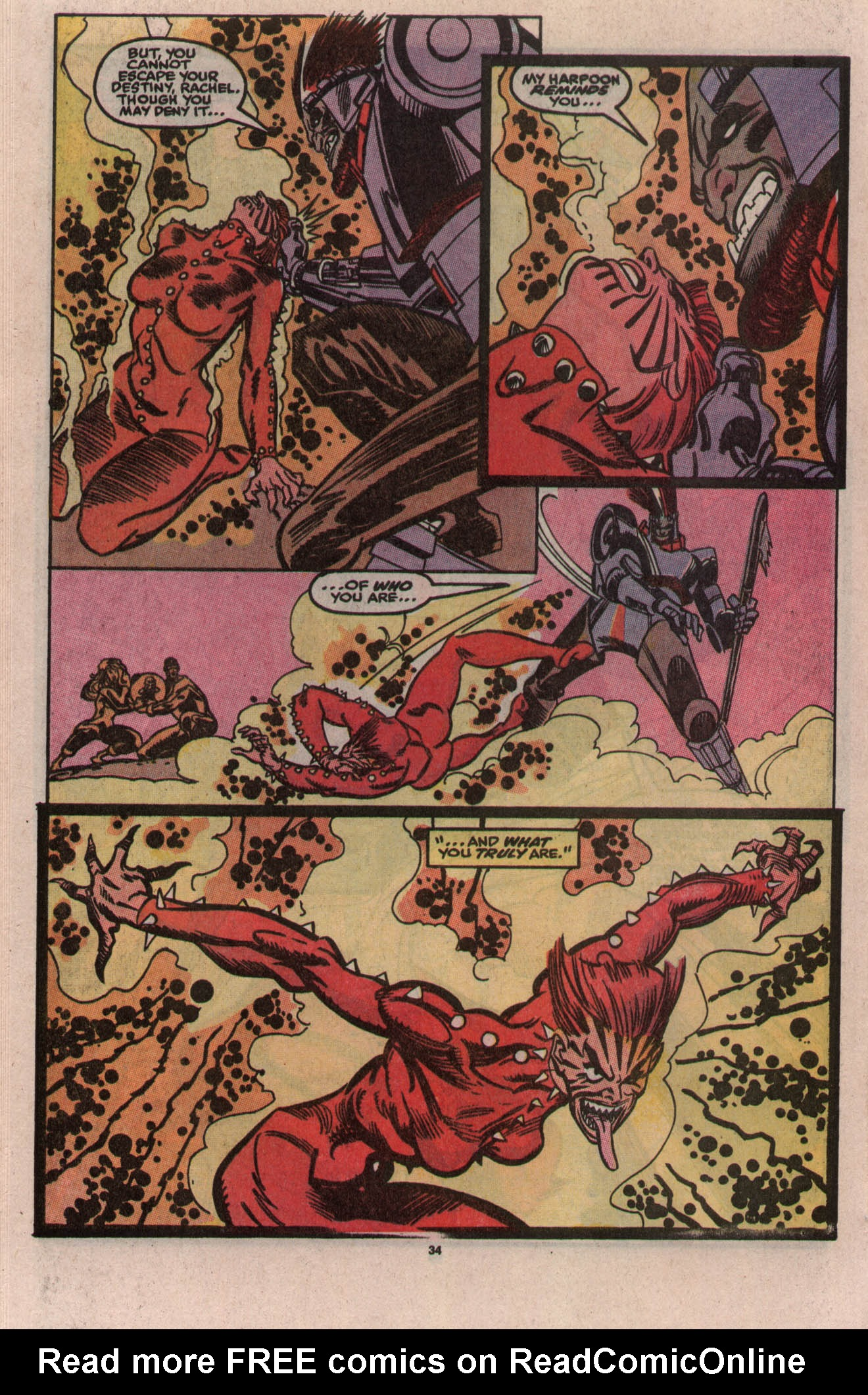 Read online X-Factor (1986) comic -  Issue # _ Annual 5 - 30
