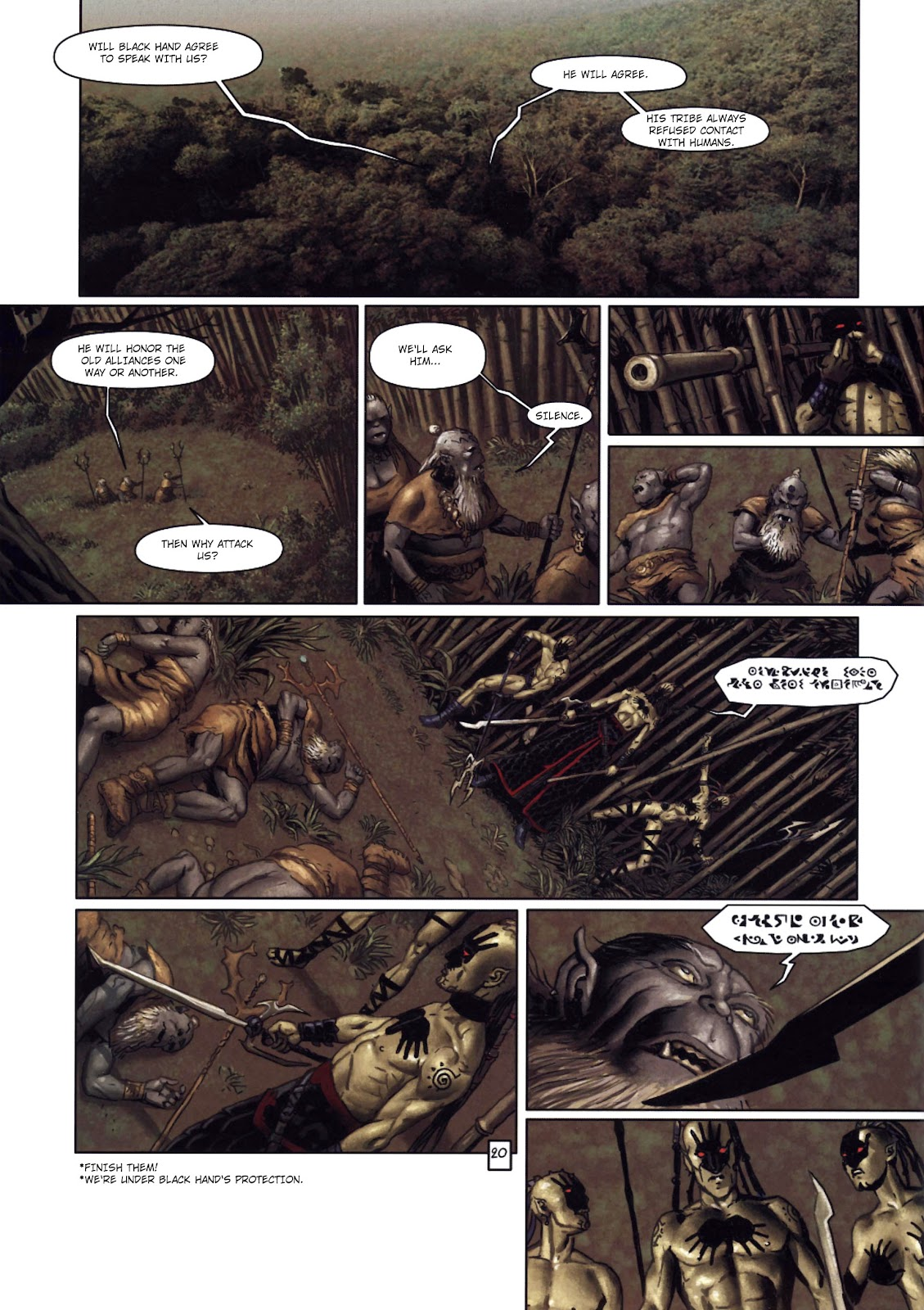 Read online Orks comic -  Issue #2 - 23
