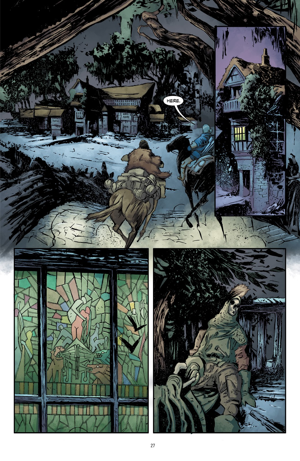 Read online The Witcher Omnibus comic -  Issue # TPB (Part 1) - 28