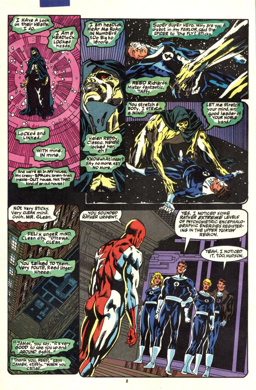 Read online Alpha Flight (1983) comic -  Issue #93 - 3