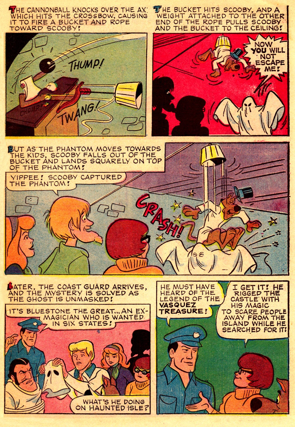 Read online Scooby-Doo... Where Are You! (1970) comic -  Issue #2 - 26
