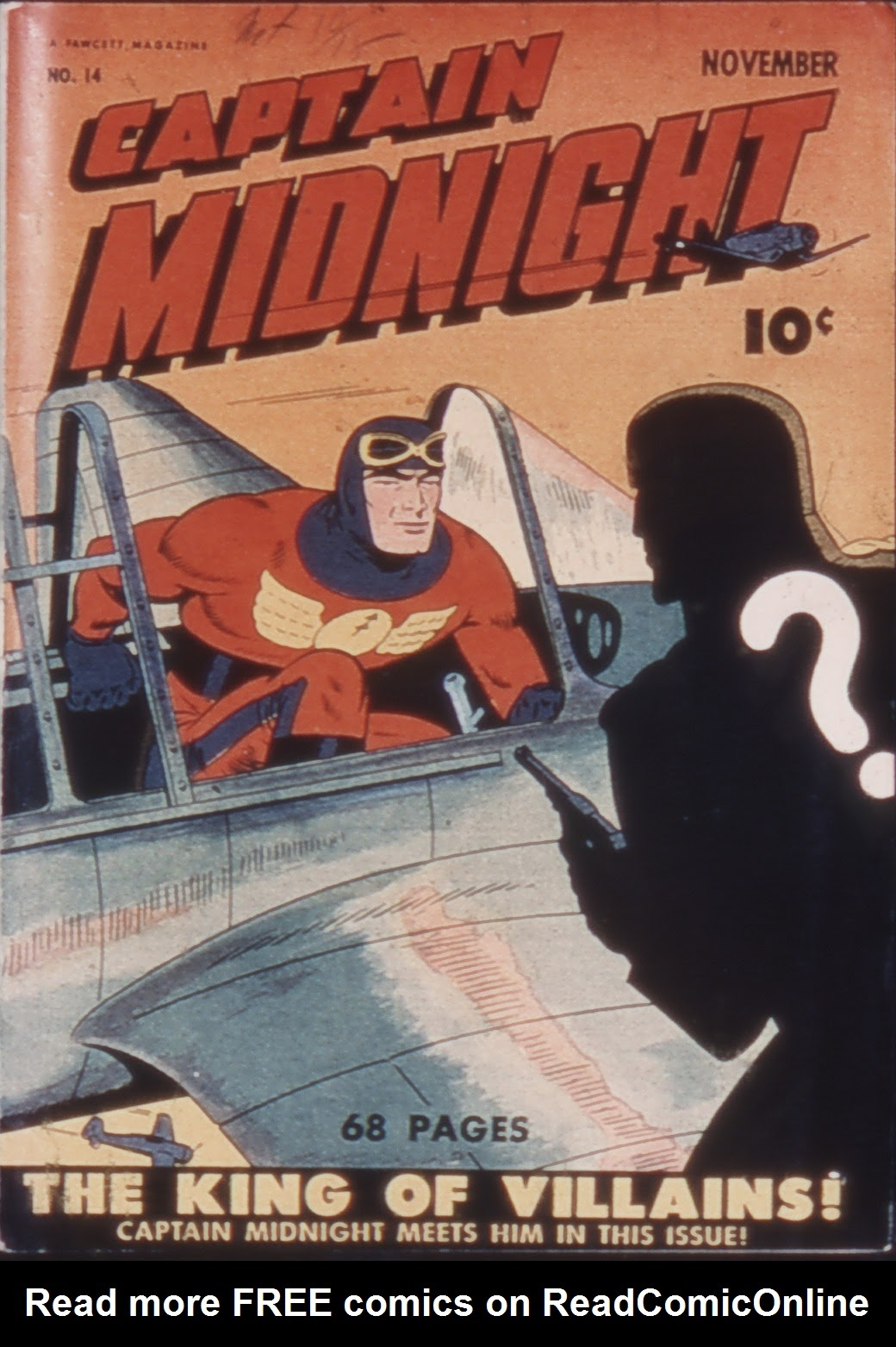 Captain Midnight (1942) 14 Page 1