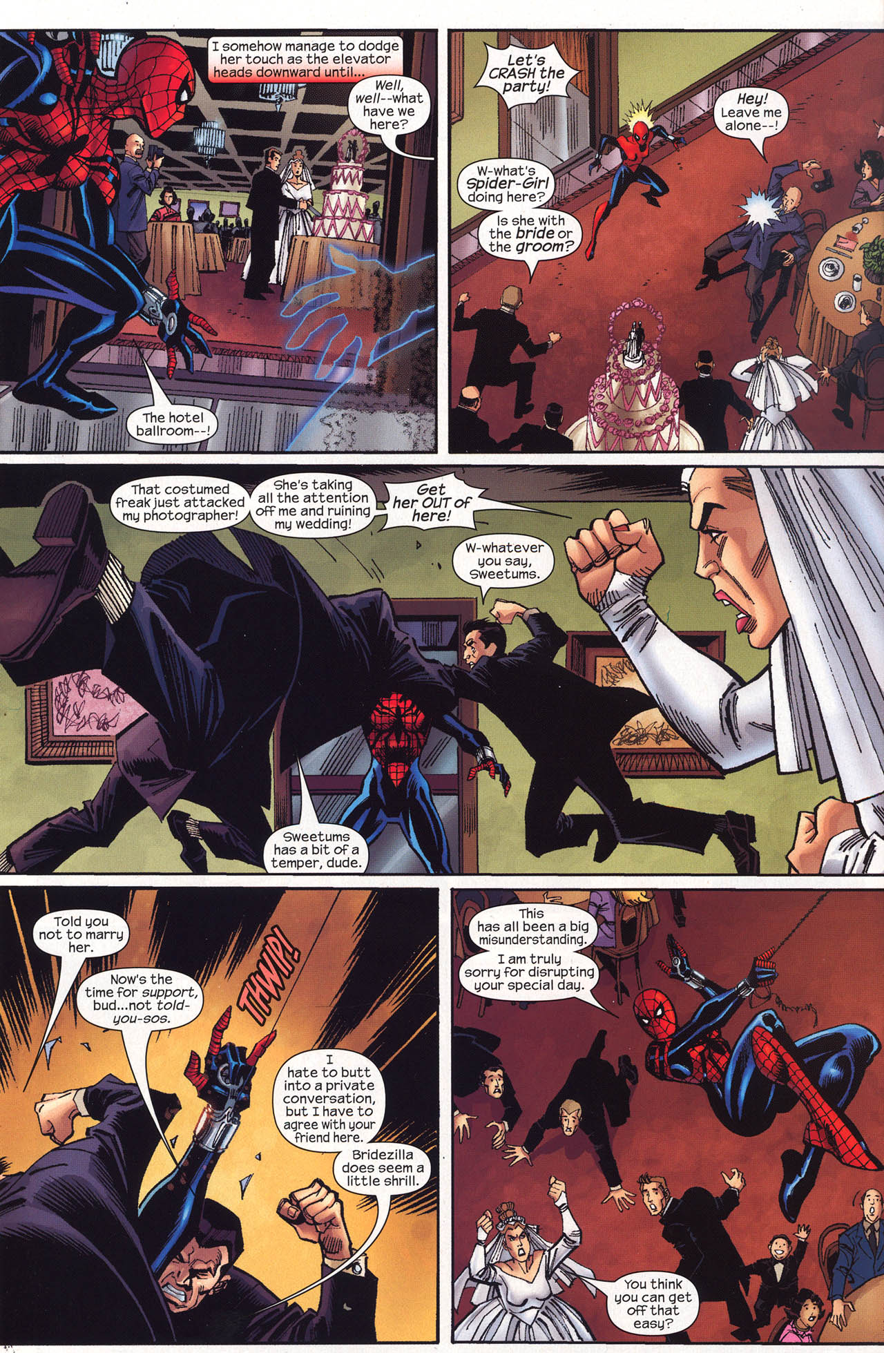 Read online Amazing Spider-Girl comic -  Issue #16 - 29