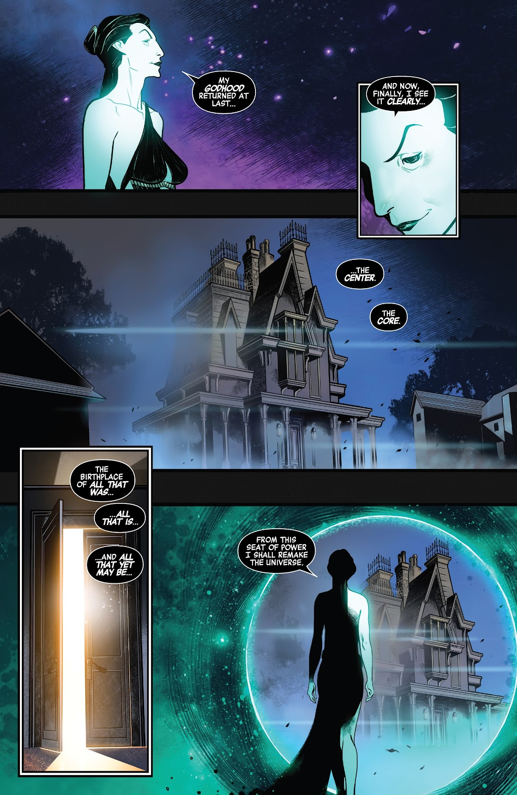 Read online Avengers No Road Home comic -  Issue #9 - 16