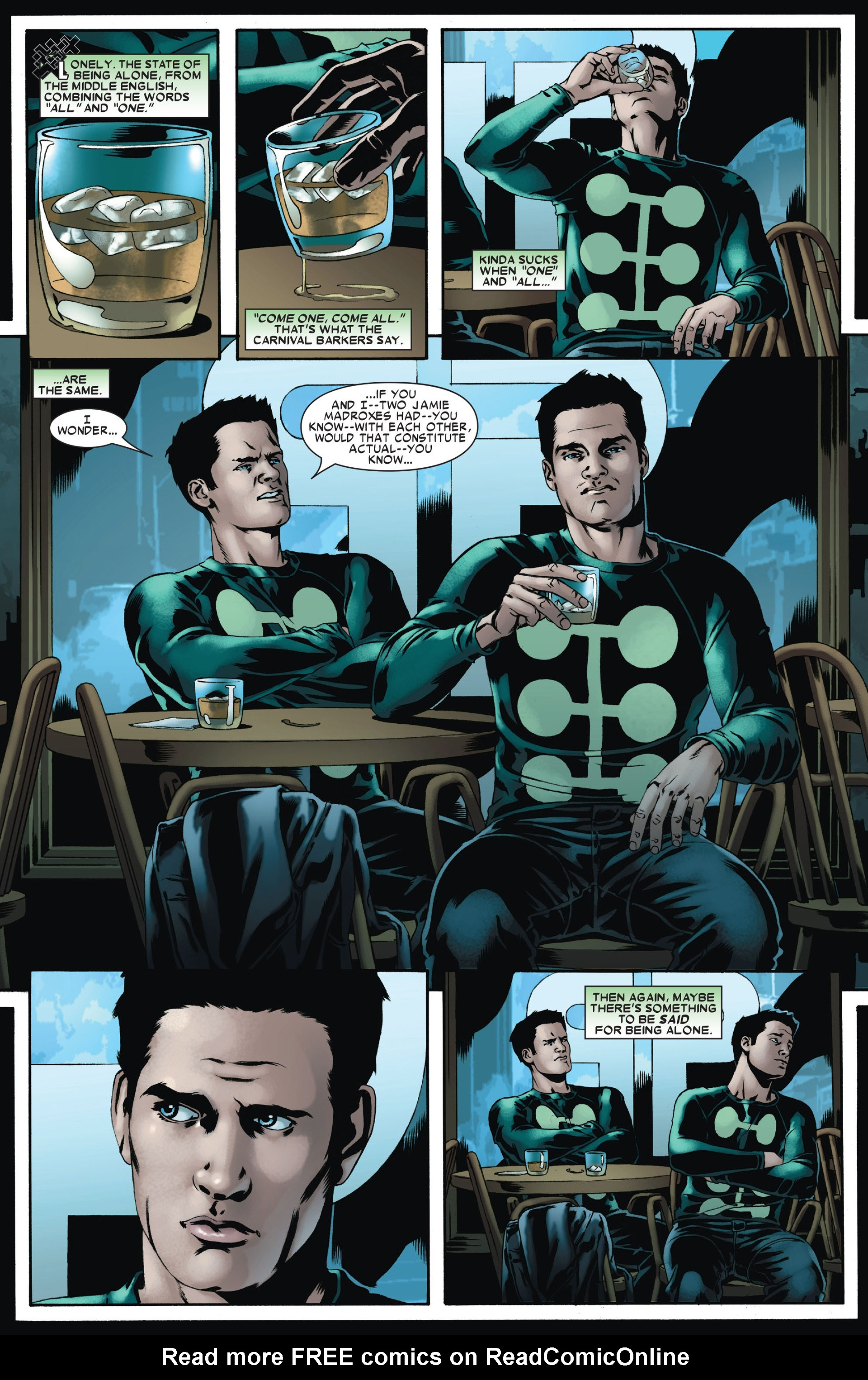 Read online X-Factor (2006) comic -  Issue #21 - 3