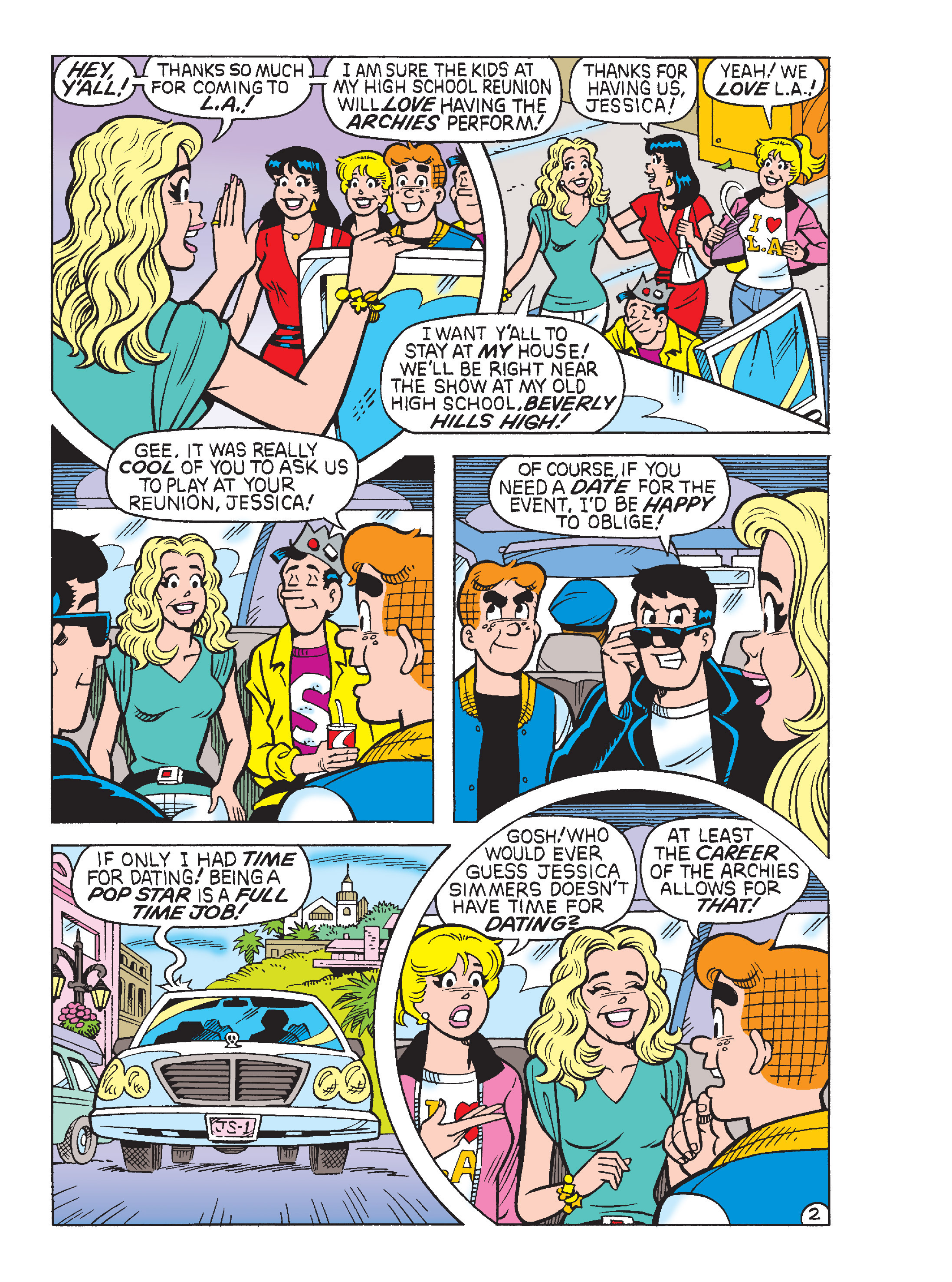 Read online World of Archie Double Digest comic -  Issue #55 - 63