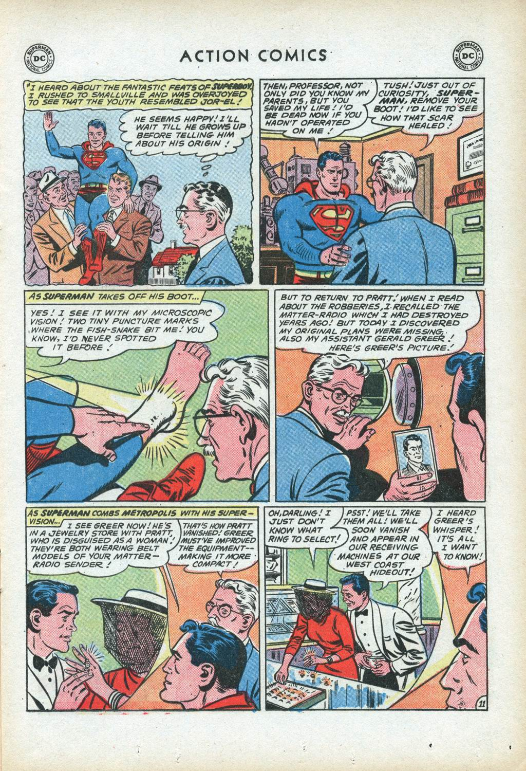 Read online Action Comics (1938) comic -  Issue #281 - 13