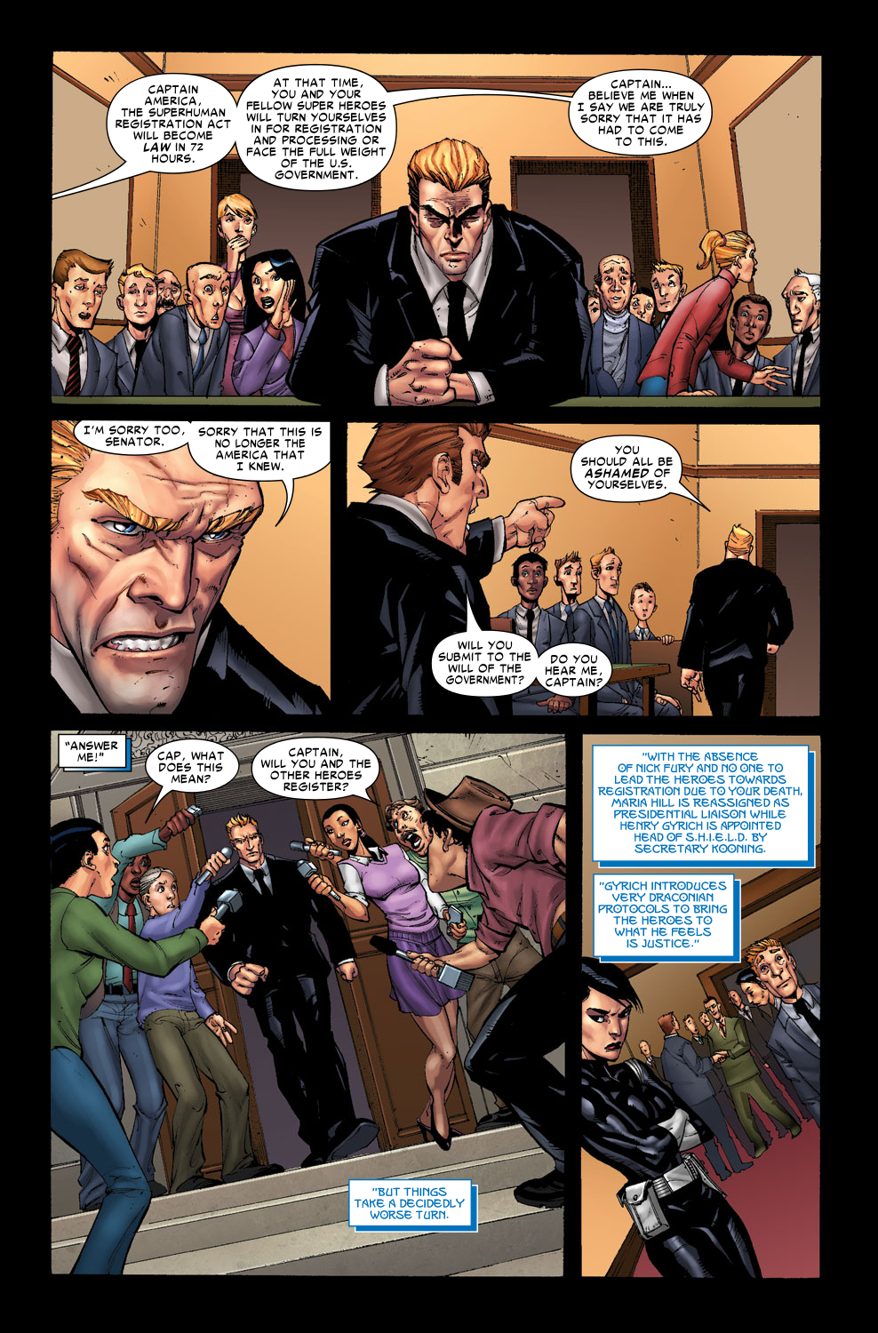 What If? Civil War issue Full - Page 9