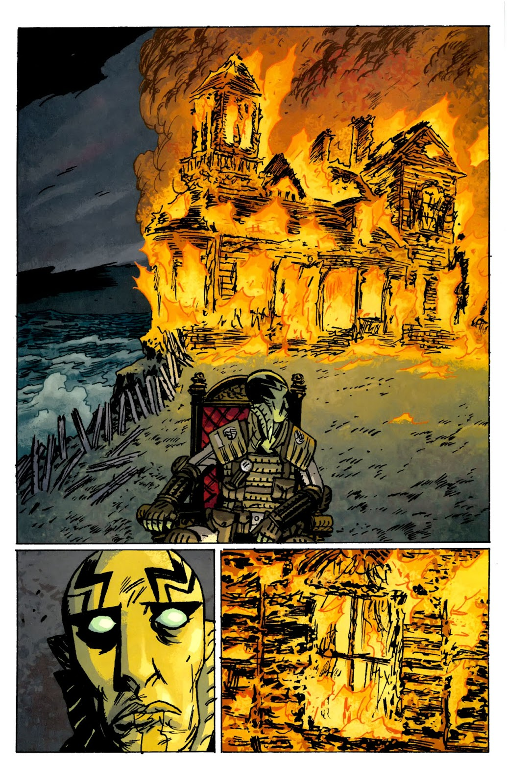 B.P.R.D.: The Warning issue 5 - Page 4