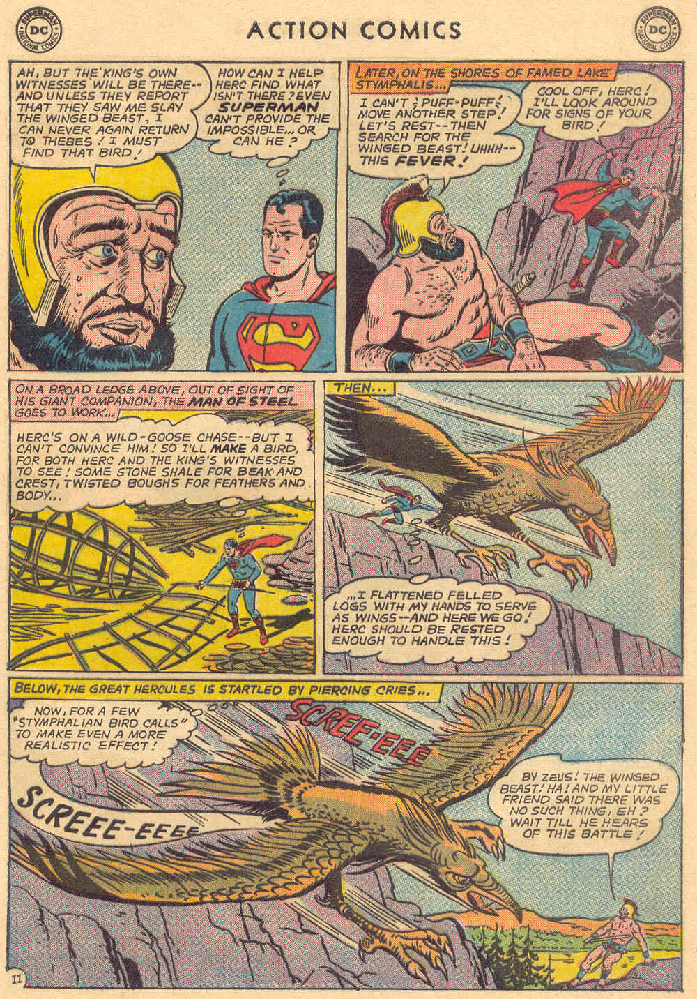 Read online Action Comics (1938) comic -  Issue #308 - 13