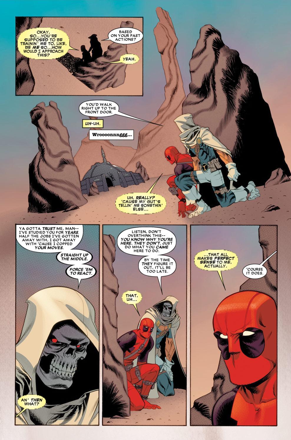 Read online Deadpool (2008) comic -  Issue #56 - 9