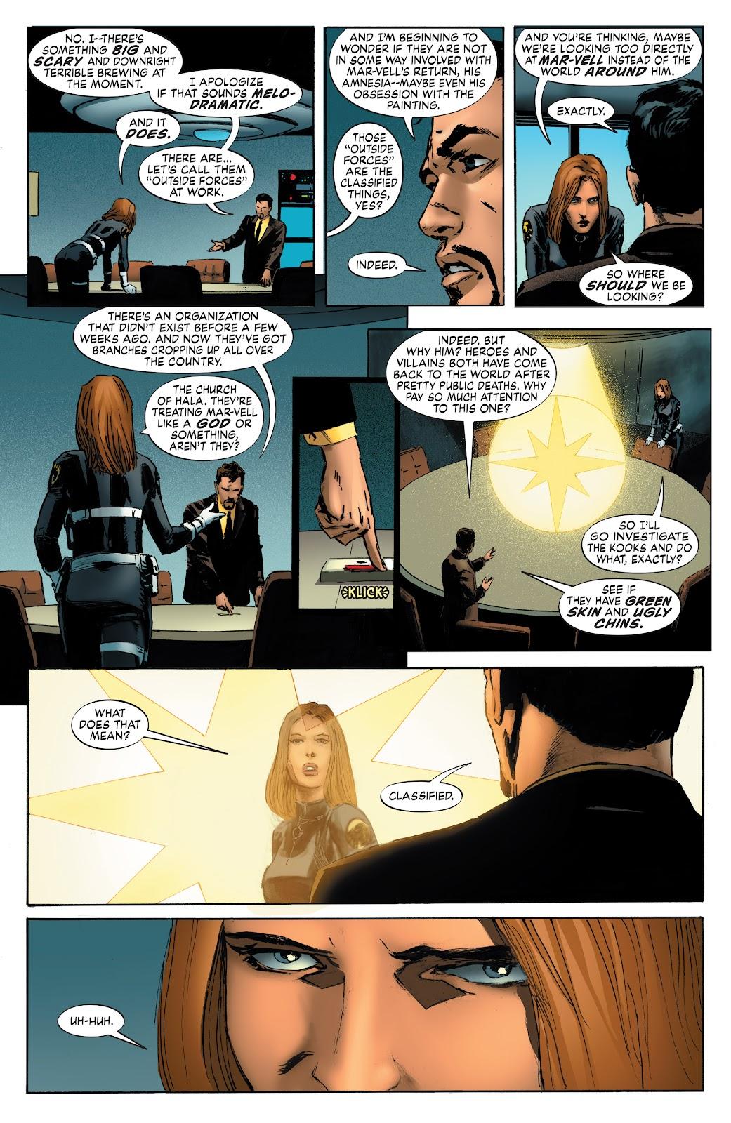 Read online Secret Invasion: Rise of the Skrulls comic -  Issue # TPB (Part 4) - 11