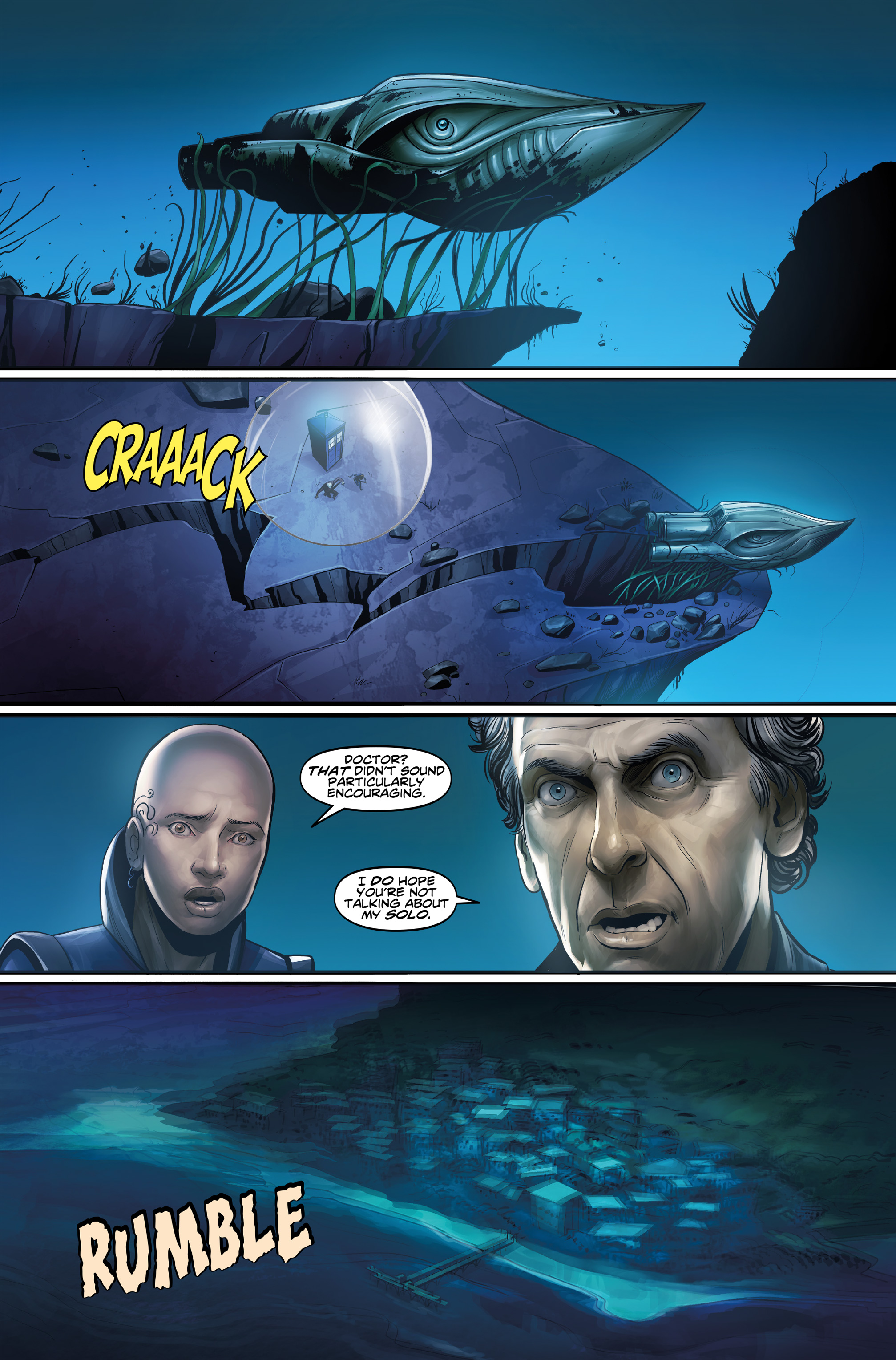 Read online Doctor Who: The Twelfth Doctor Year Three comic -  Issue #4 - 18