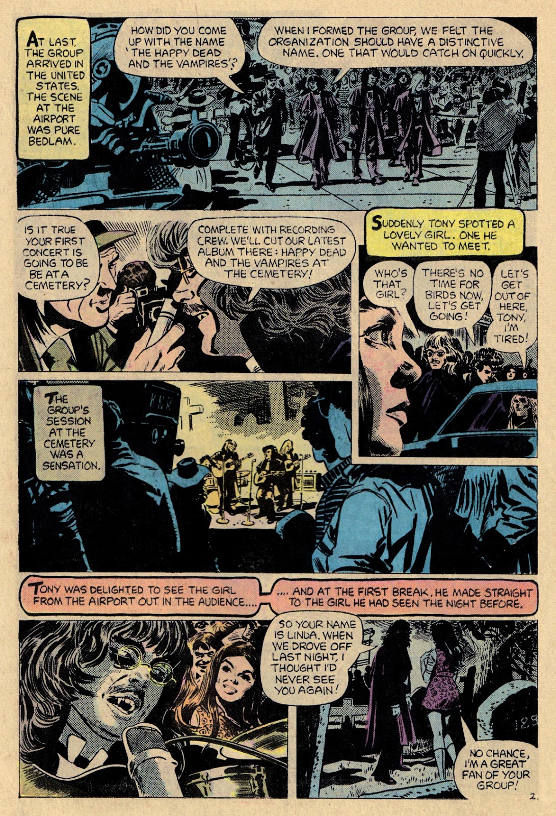 Read online Madhouse Comics comic -  Issue #95 - 14