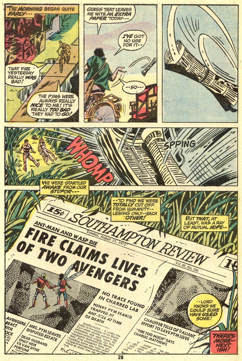 Marvel Feature (1971) issue 6 - Page 21
