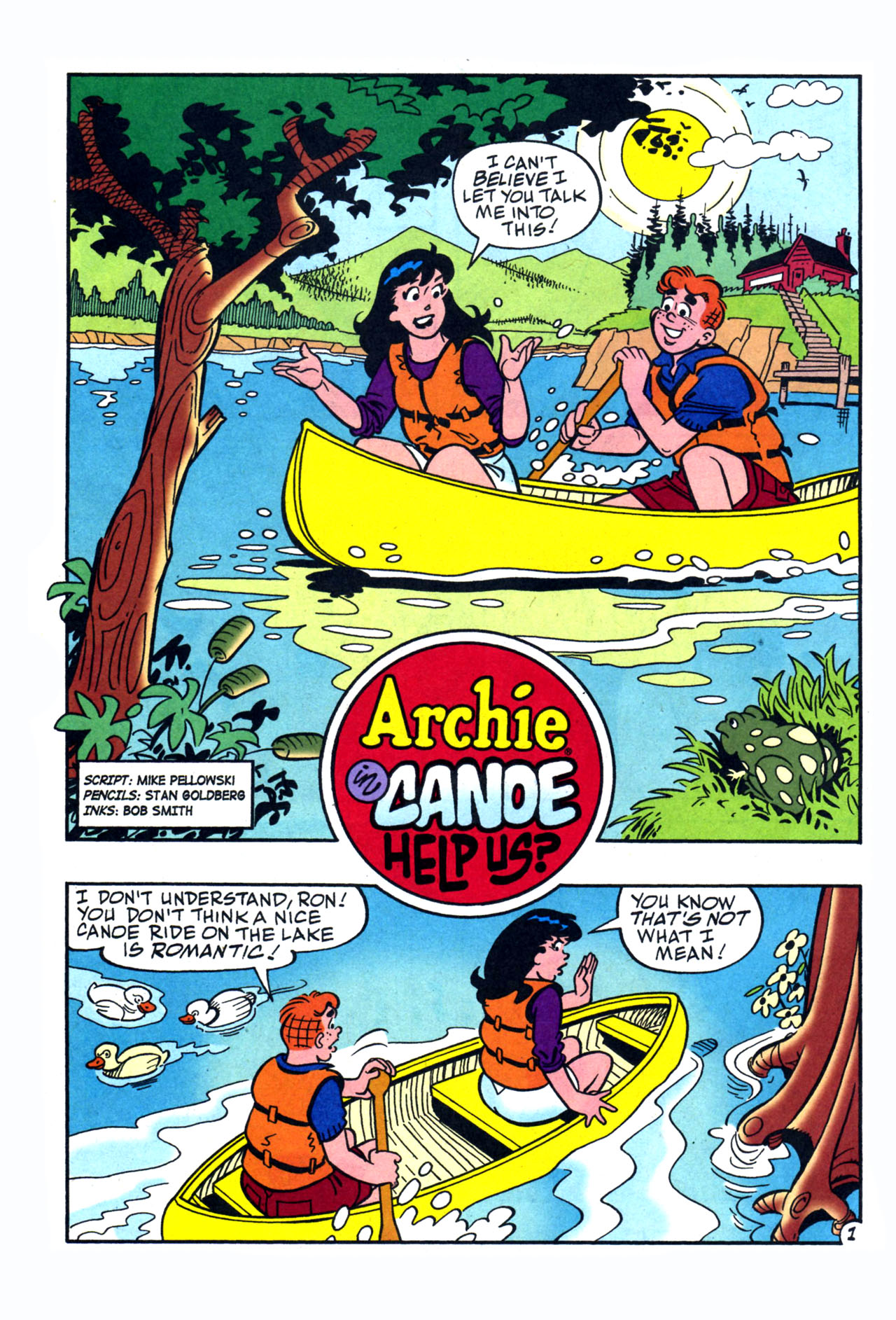 Read online Archie (1960) comic -  Issue #577 - 8