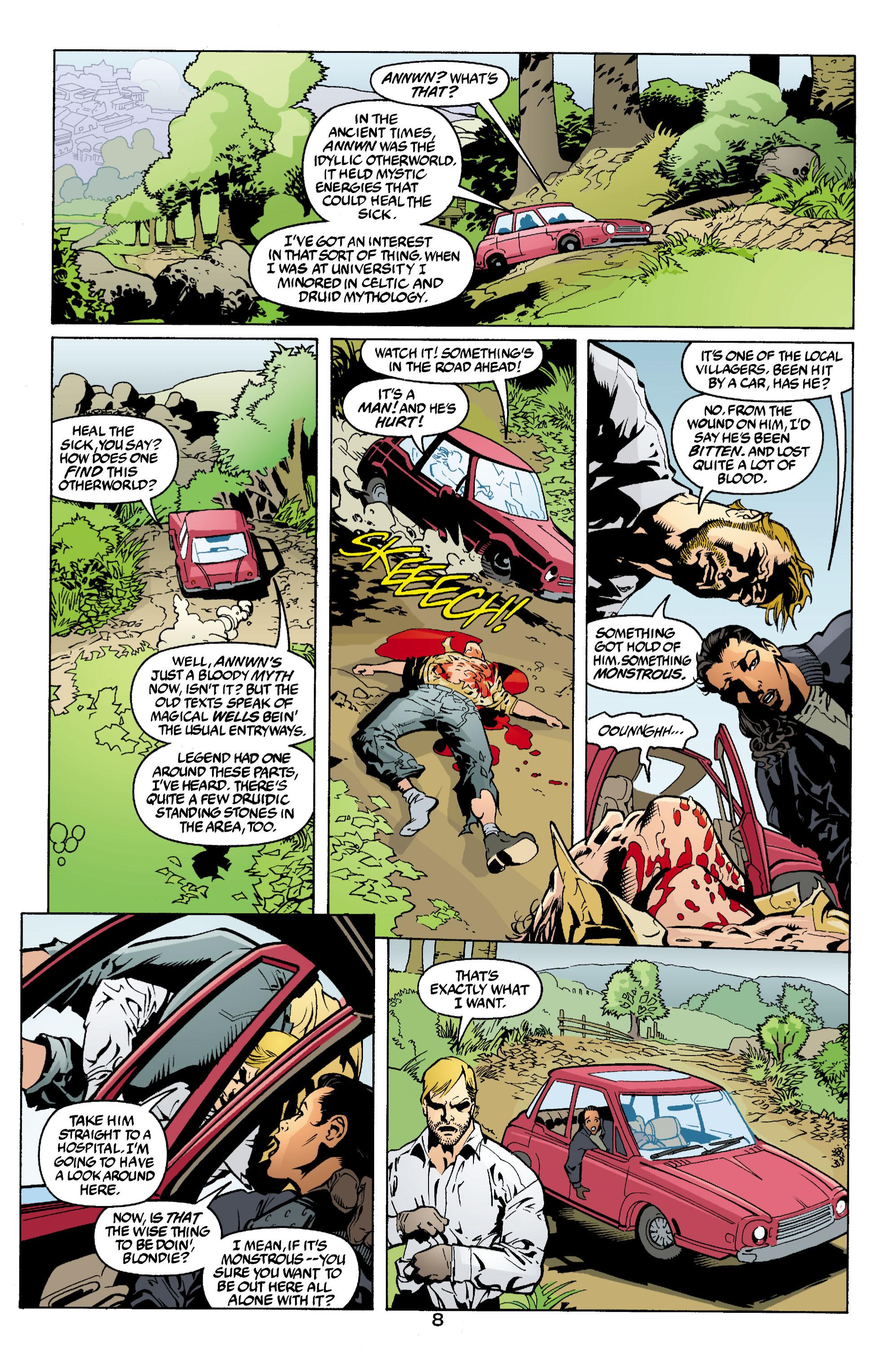 Read online Aquaman (2003) comic -  Issue #3 - 8