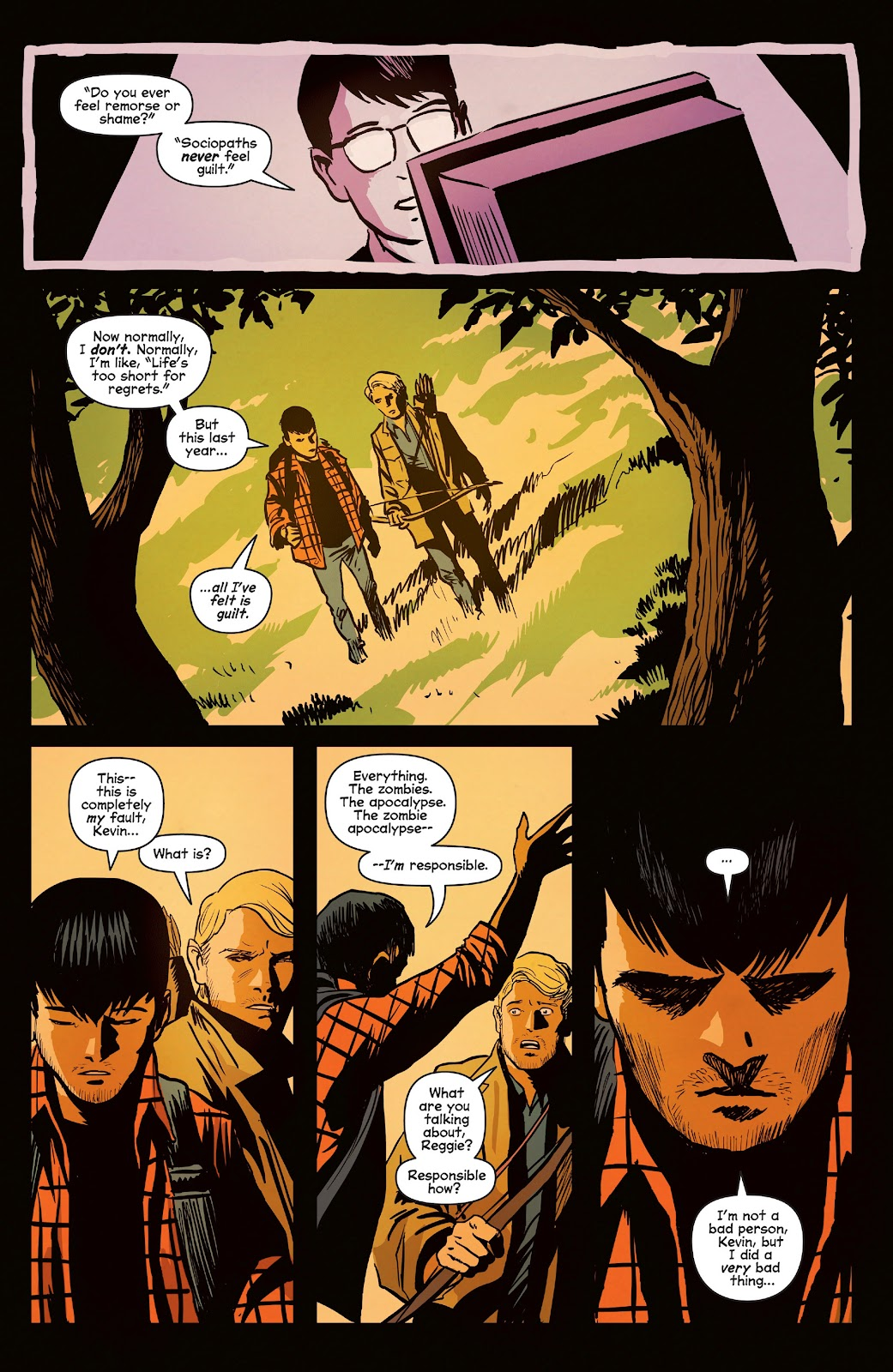 Afterlife with Archie issue 9 - Page 13