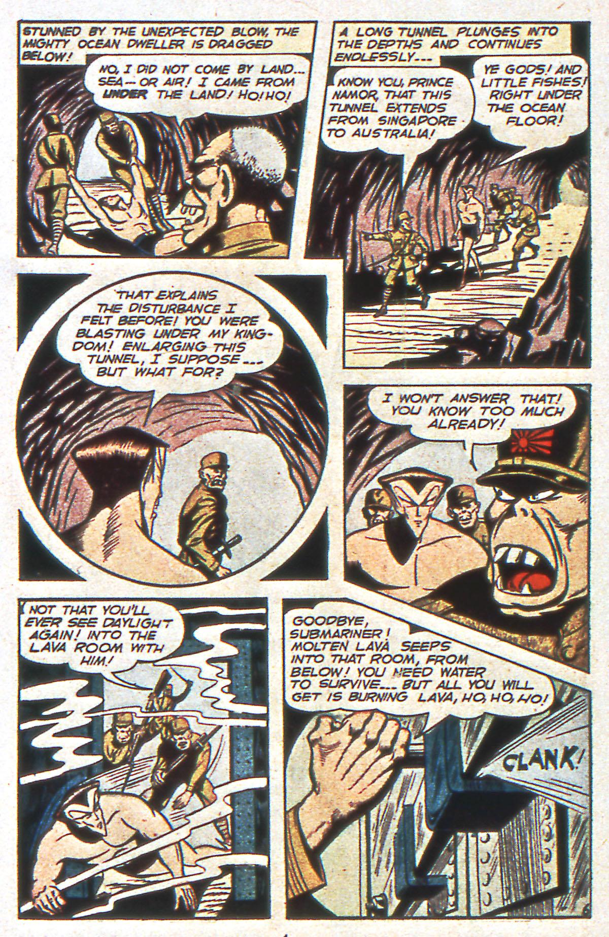 Read online All-Winners Comics comic -  Issue #12 - 34