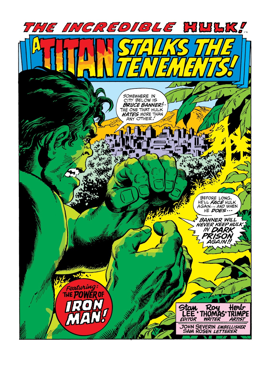 Read online Marvel Masterworks: The Incredible Hulk comic -  Issue # TPB 6 (Part 2) - 95