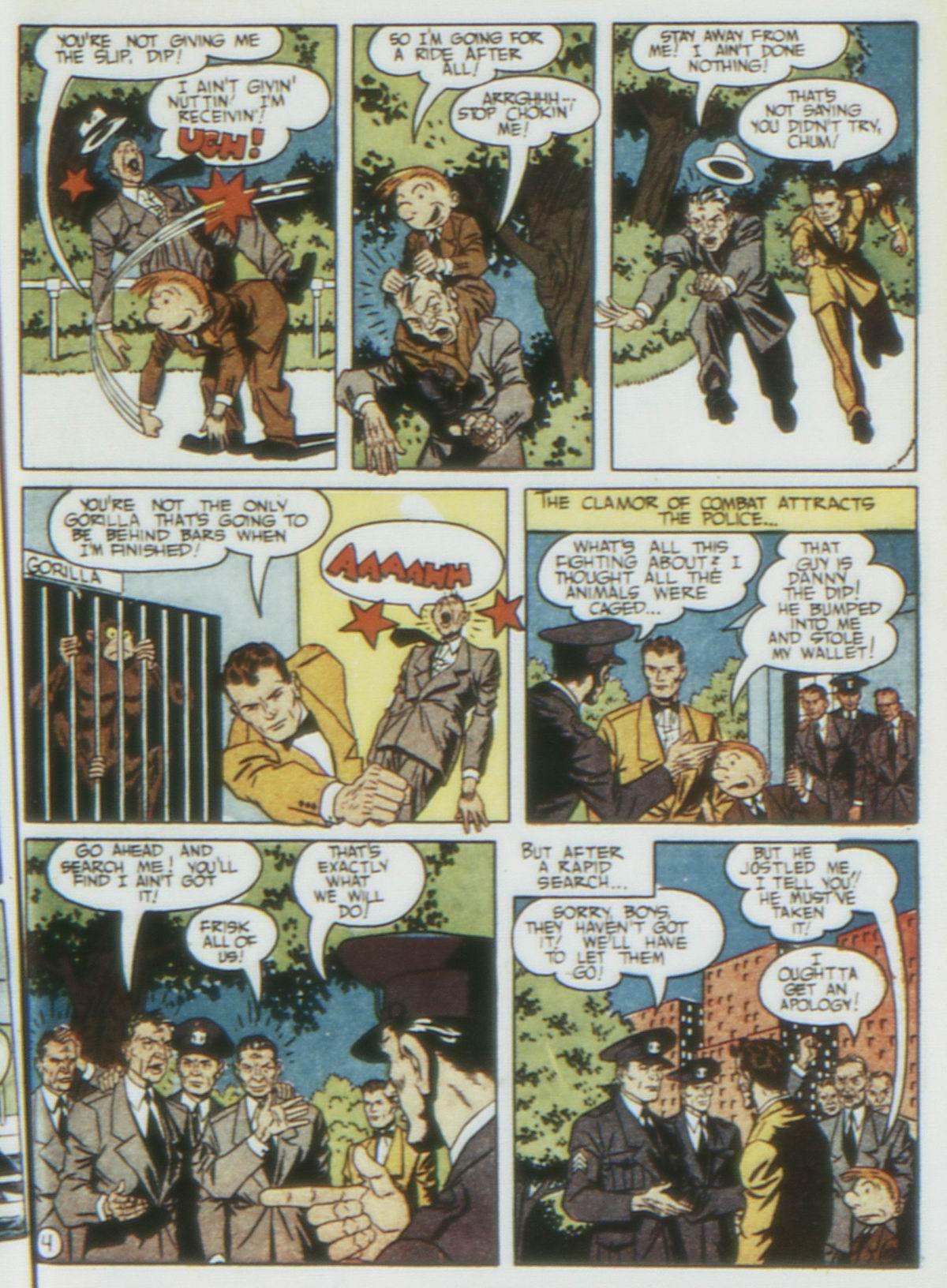 Read online Detective Comics (1937) comic -  Issue #75 - 61