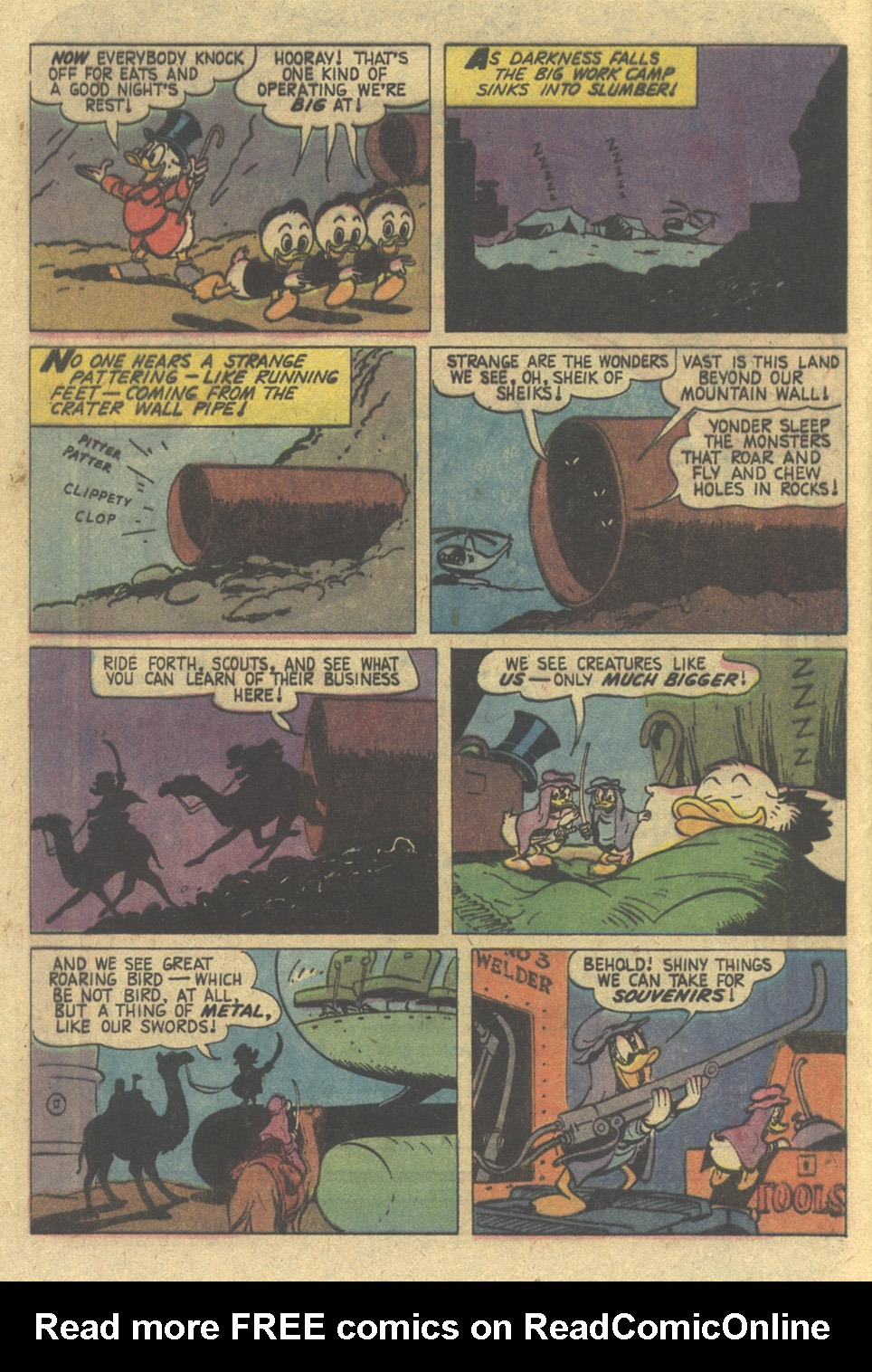 Read online Uncle Scrooge (1953) comic -  Issue #146 - 8