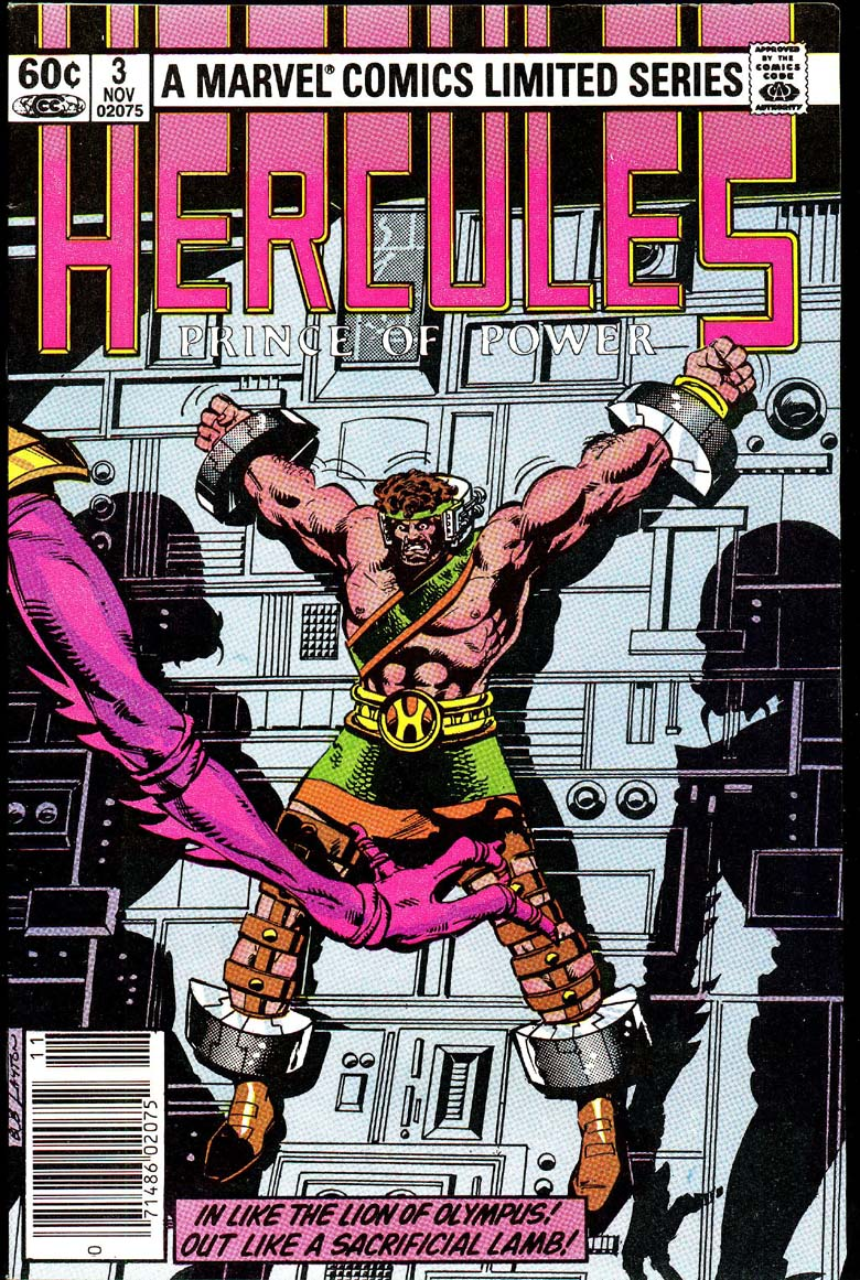 Hercules (1982) 3 Page 1