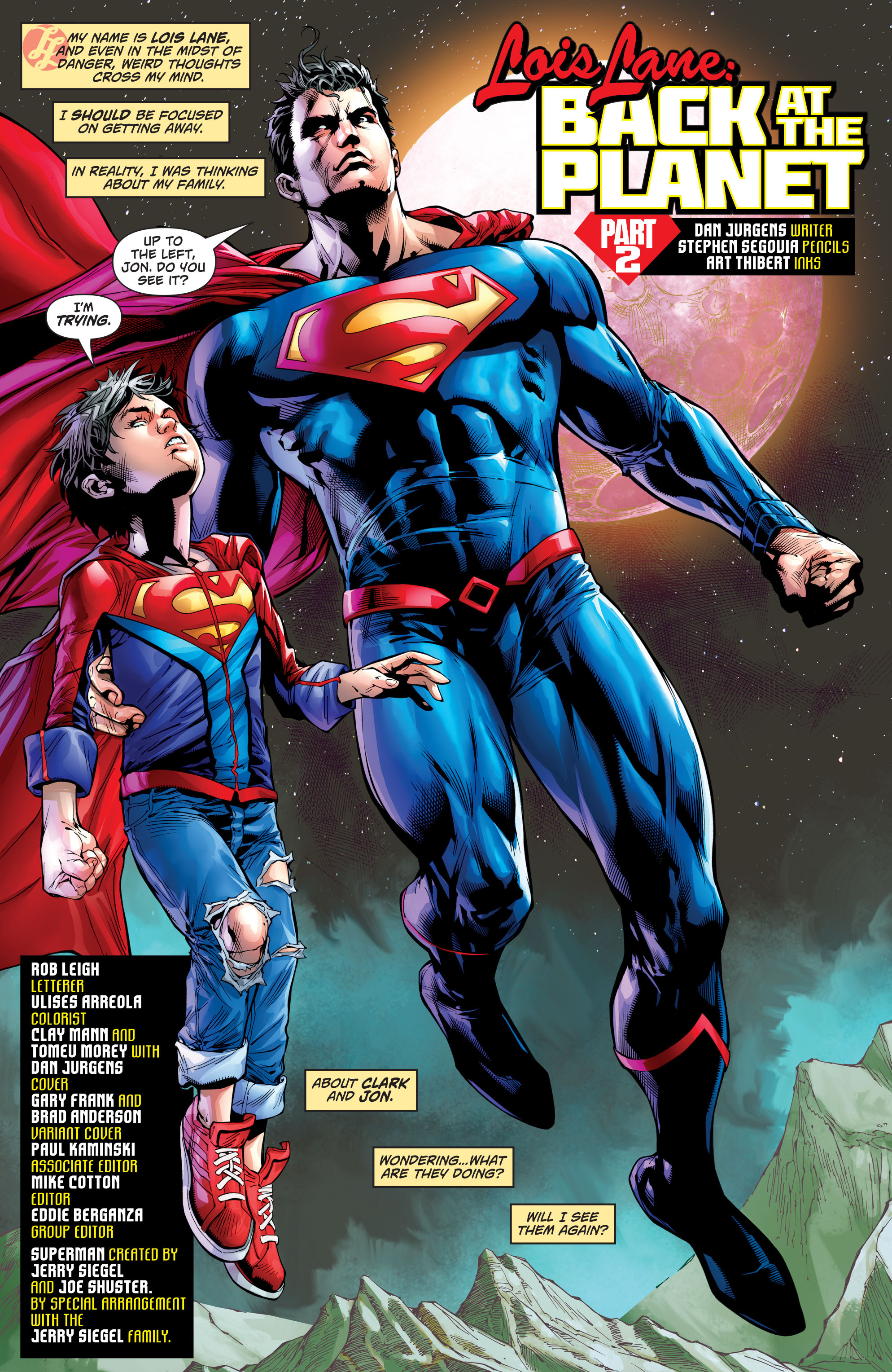 Read online Action Comics (2016) comic -  Issue #966 - 4