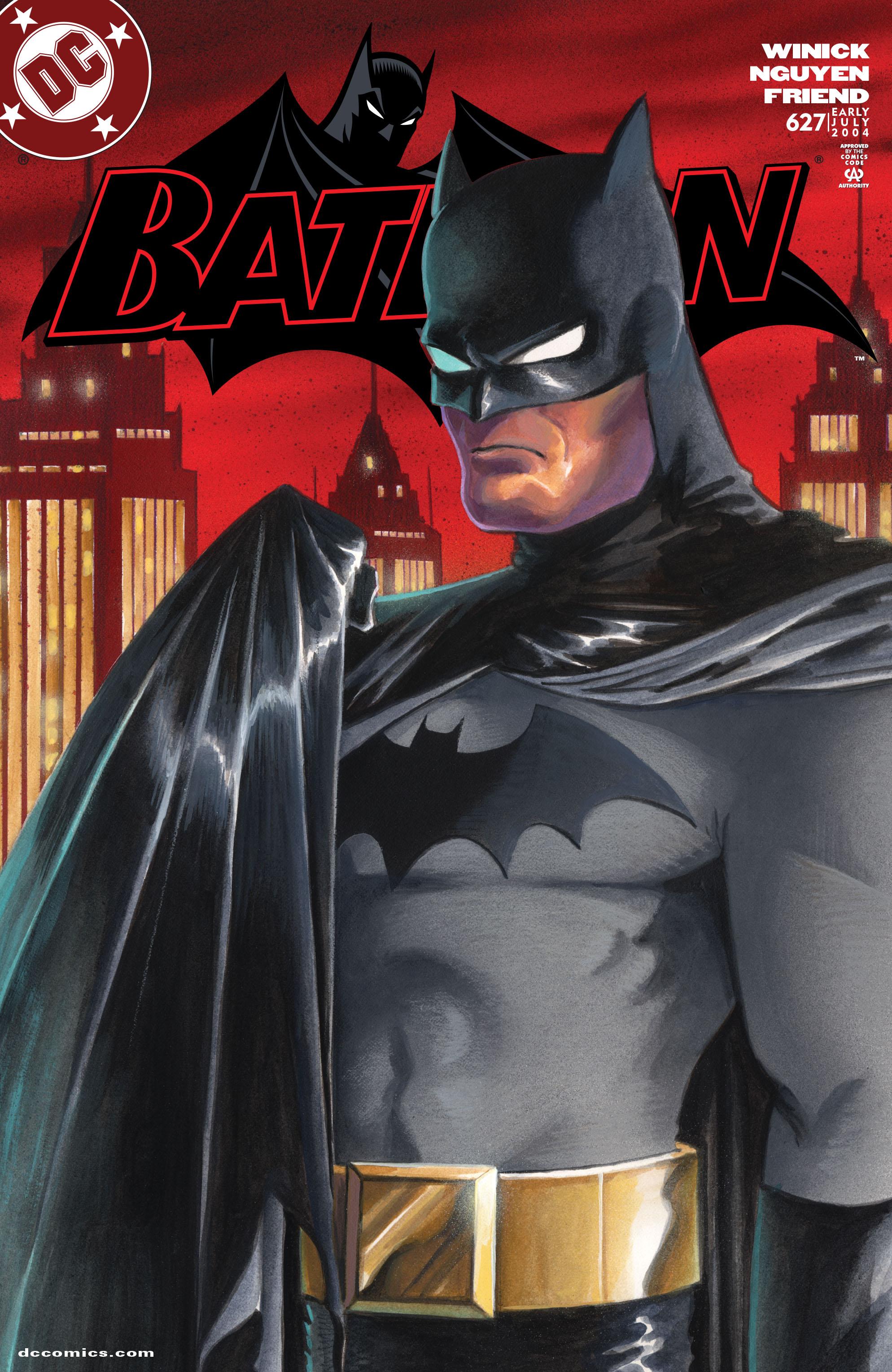 Batman (1940) 627 Page 1