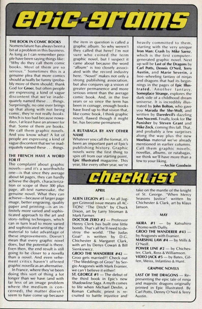 Read online Doctor Zero comic -  Issue #2 - 31