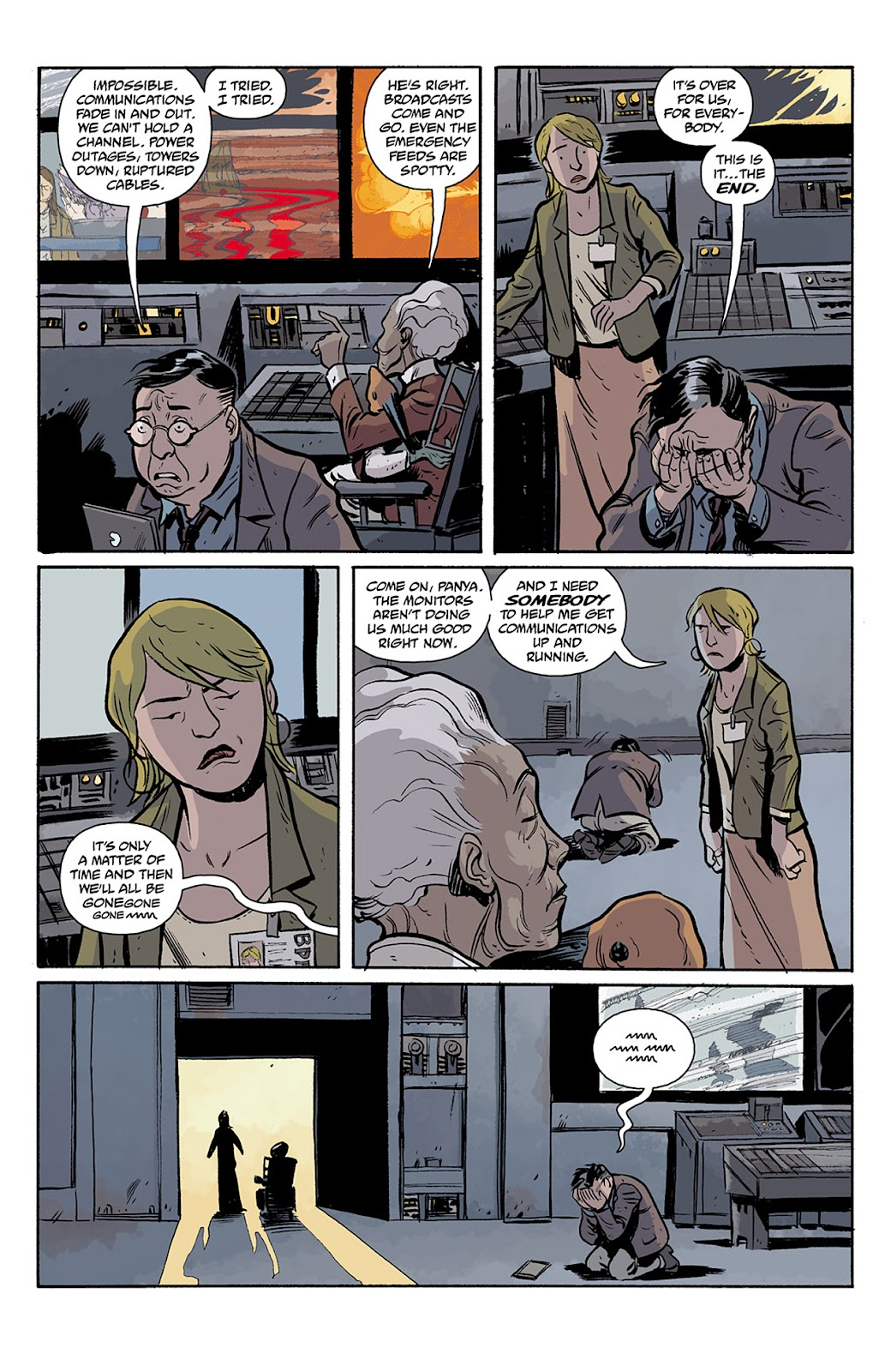 Read online B.P.R.D. Hell on Earth: The Return of the Master comic -  Issue #5 - 14