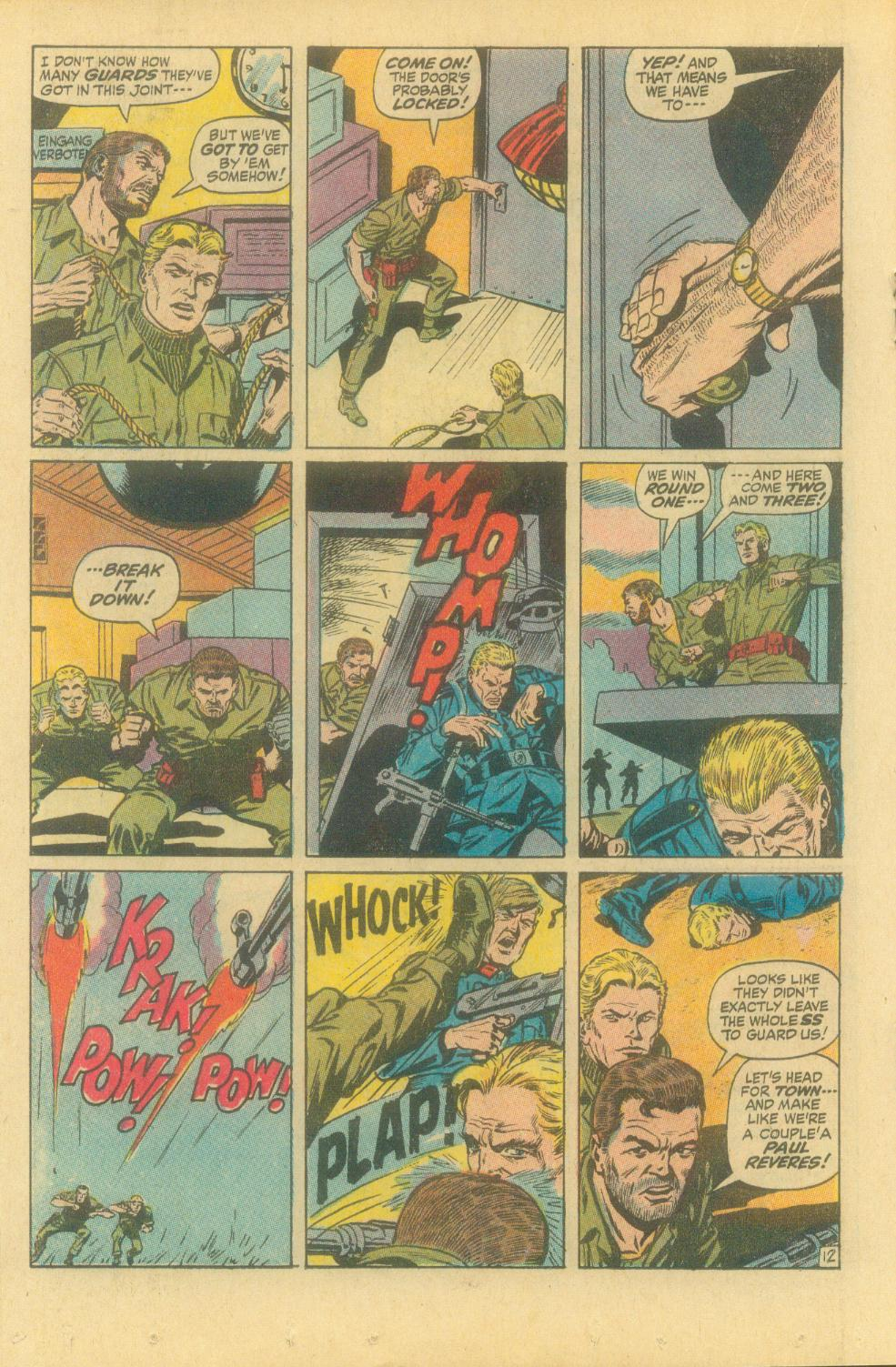 Read online Sgt. Fury comic -  Issue #94 - 18