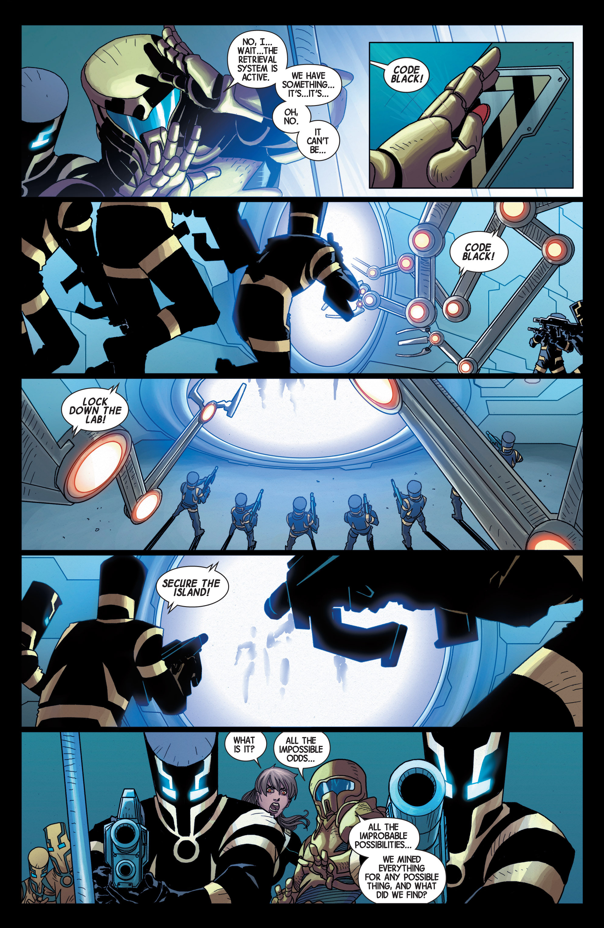 Read online Avengers (2013) comic -  Issue #Avengers (2013) _TPB 5 - 50