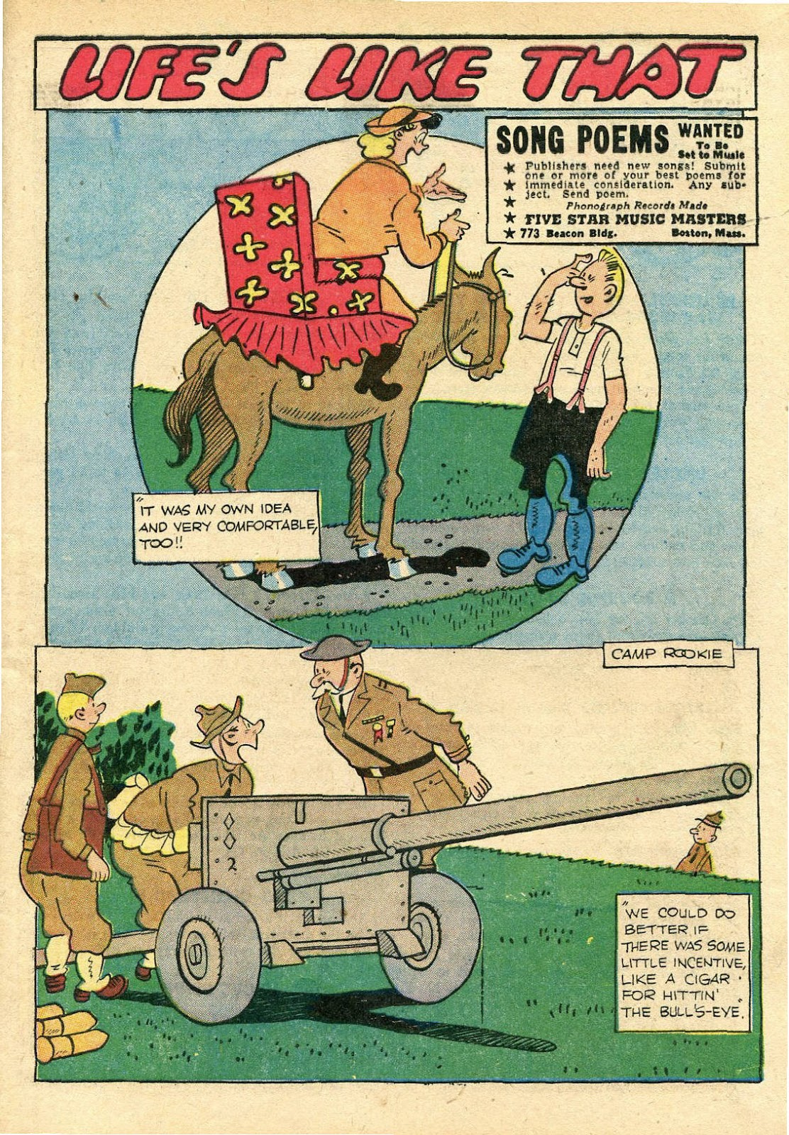 Read online Famous Funnies comic -  Issue #112 - 9
