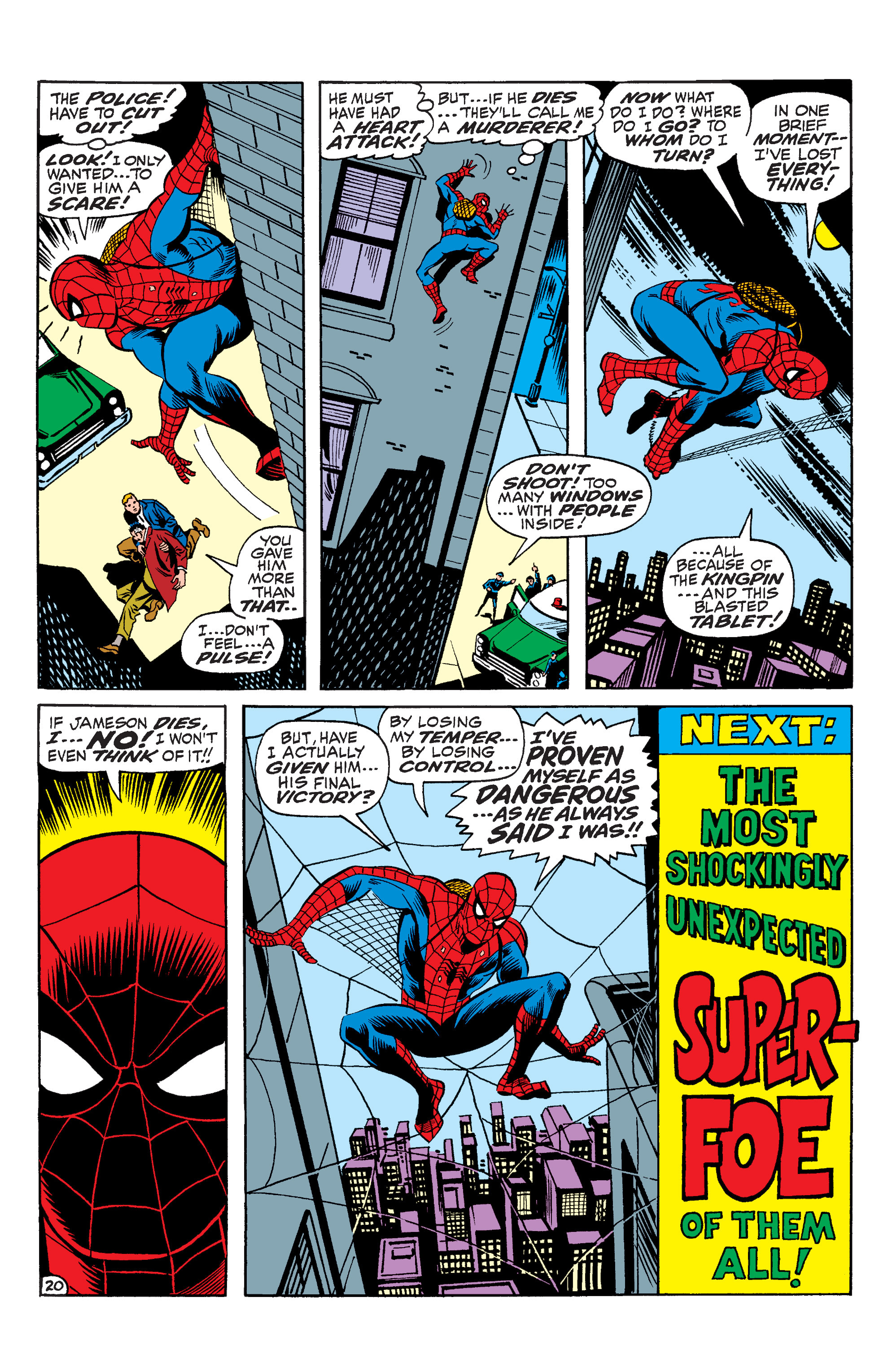 The Amazing Spider-Man (1963) 70 Page 20