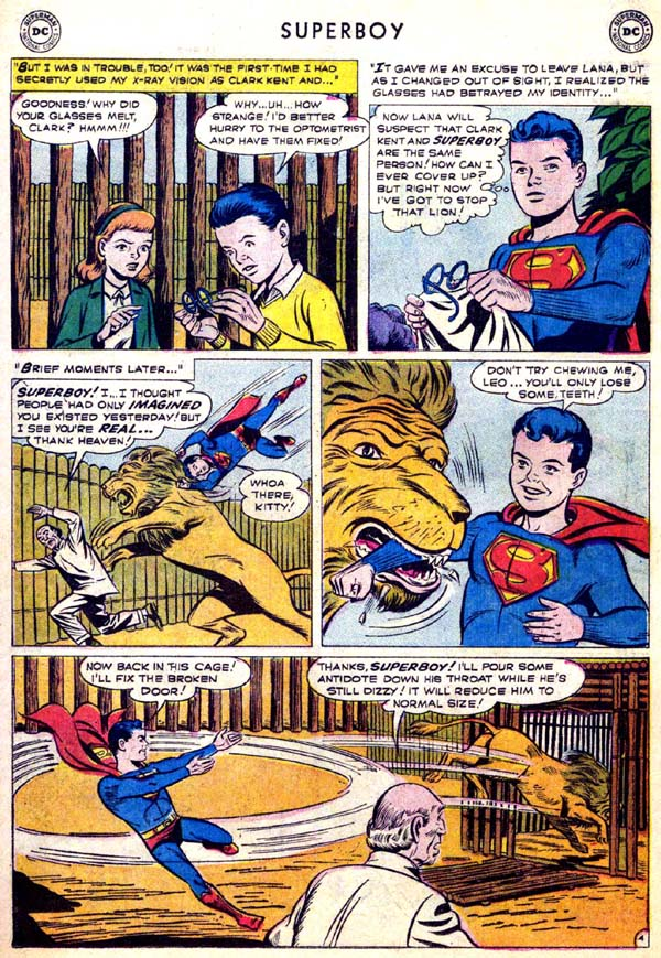 Superboy (1949) issue 70 - Page 22