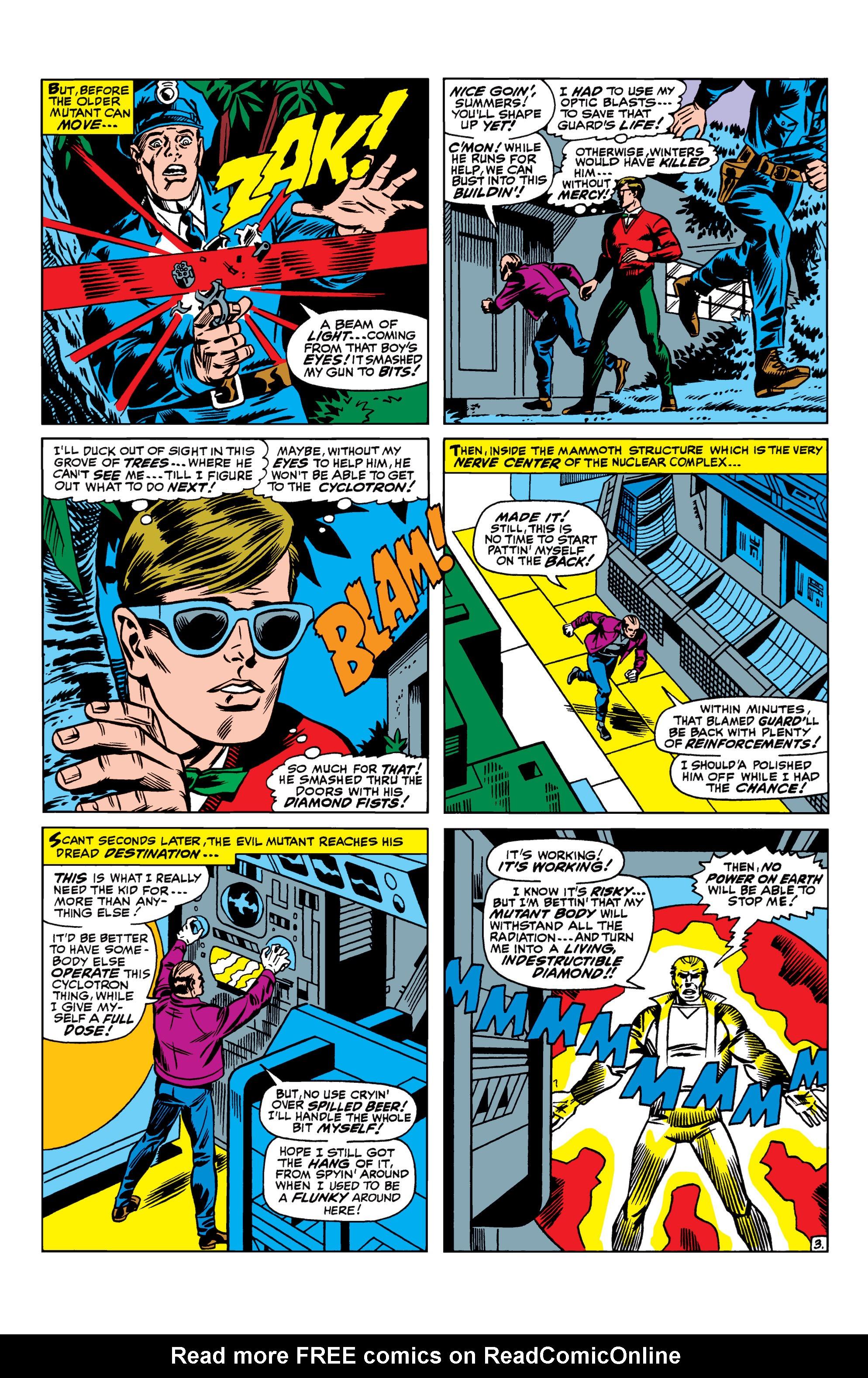Read online Uncanny X-Men (1963) comic -  Issue #41 - 19