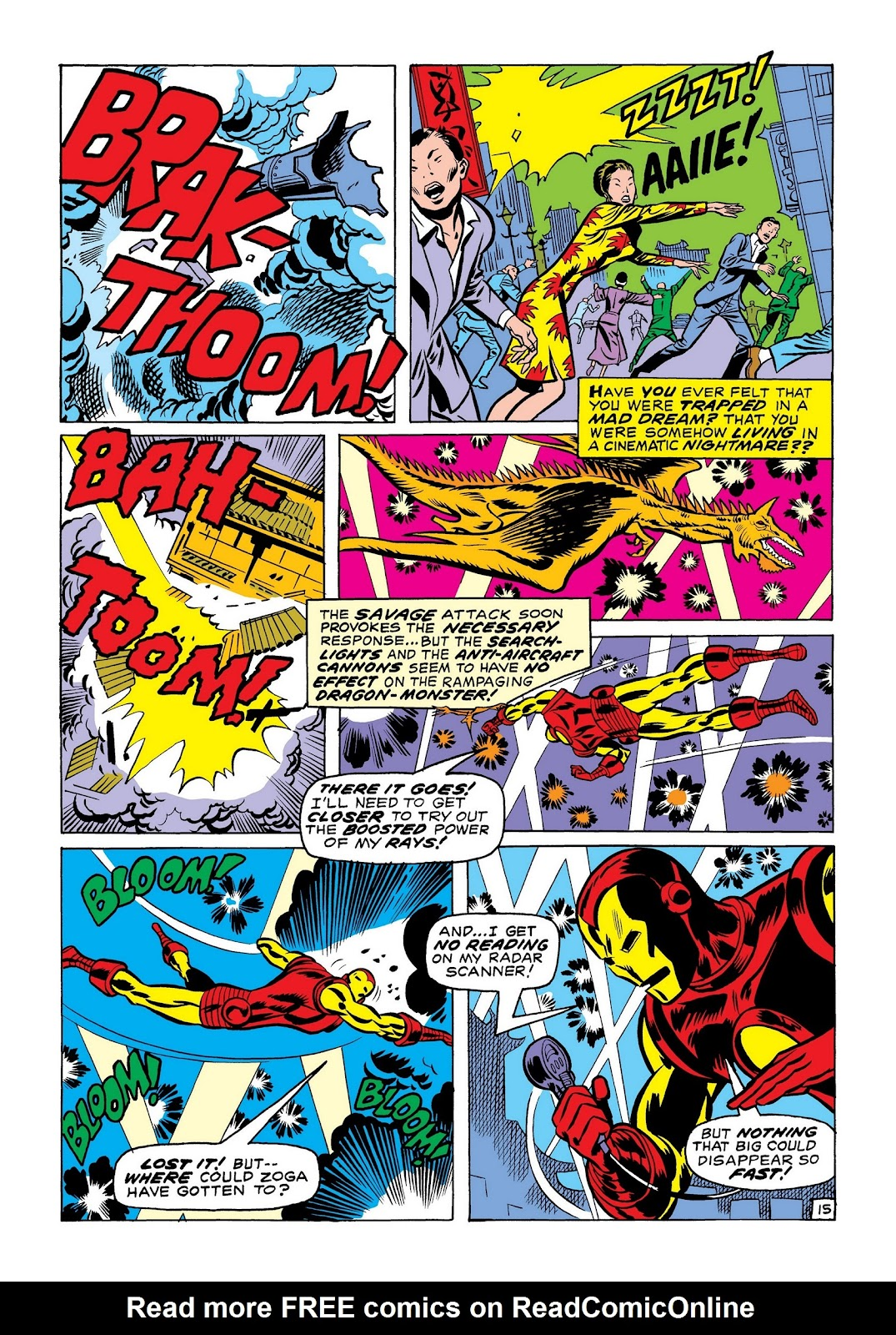 Read online Marvel Masterworks: The Invincible Iron Man comic -  Issue # TPB 7 (Part 2) - 3