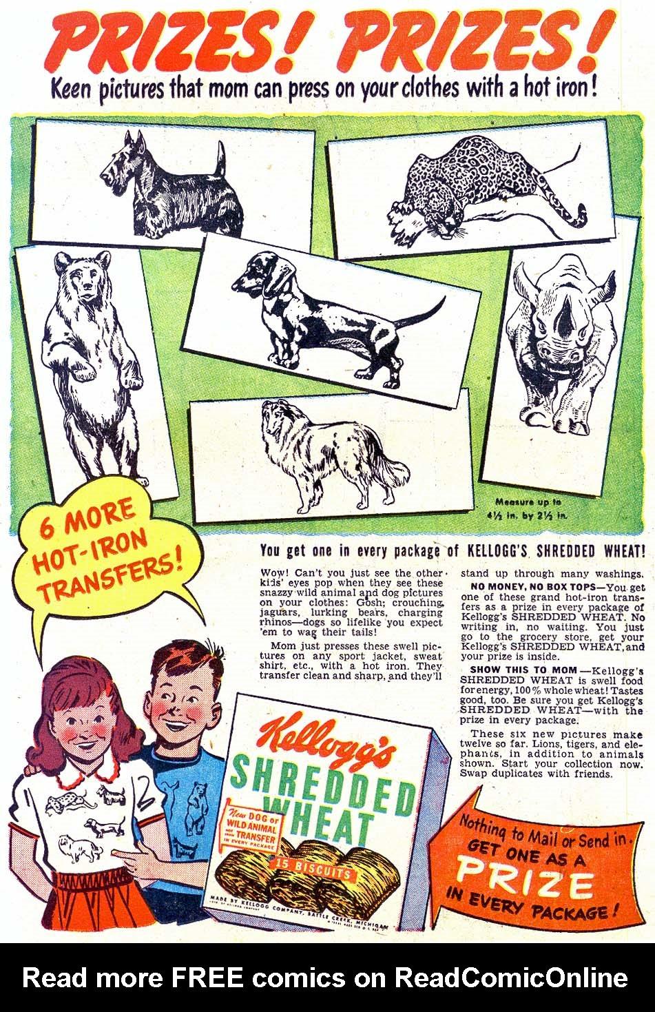 Read online Animal Antics comic -  Issue #4 - 17
