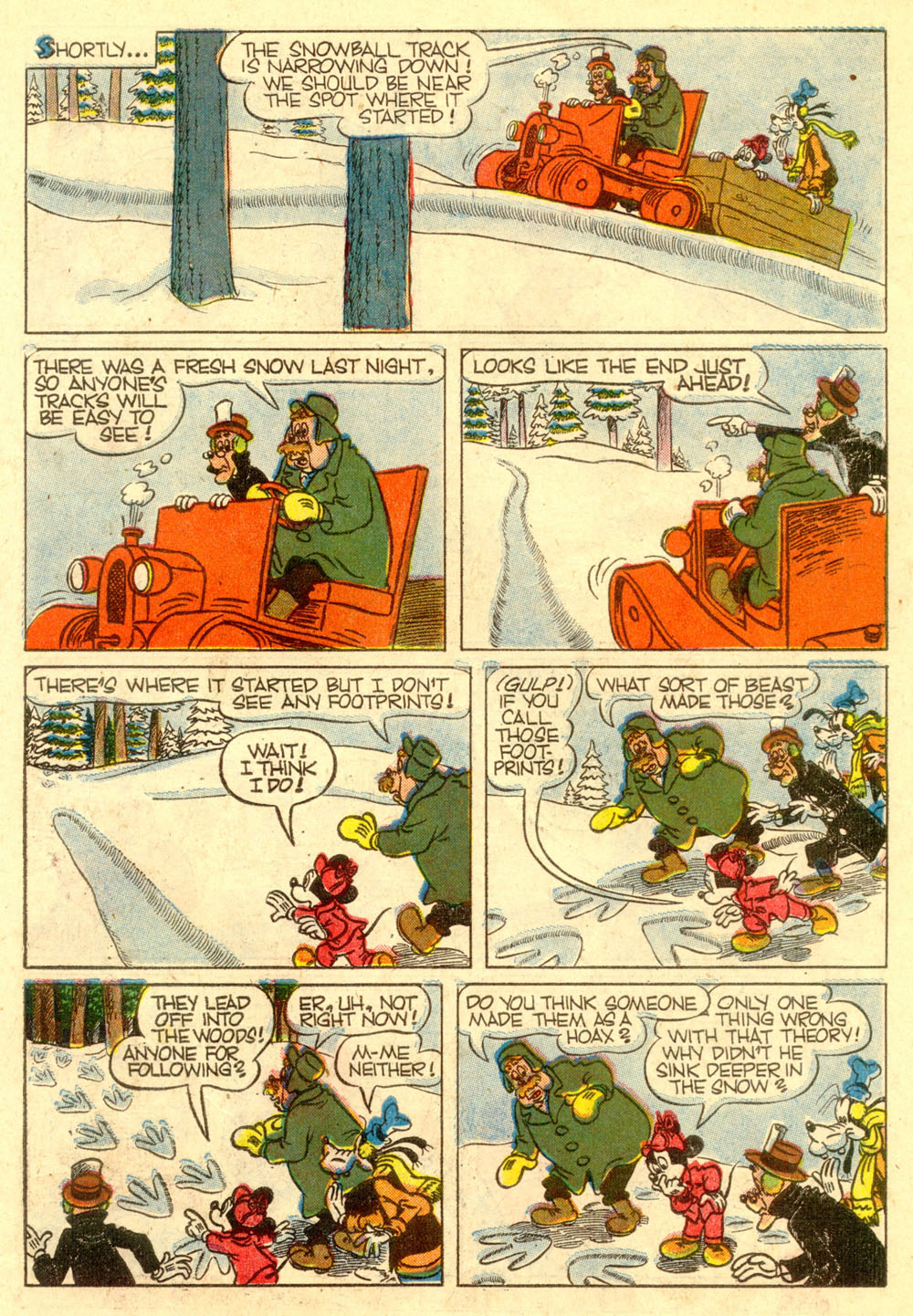 Walt Disney's Comics and Stories issue 221 - Page 27