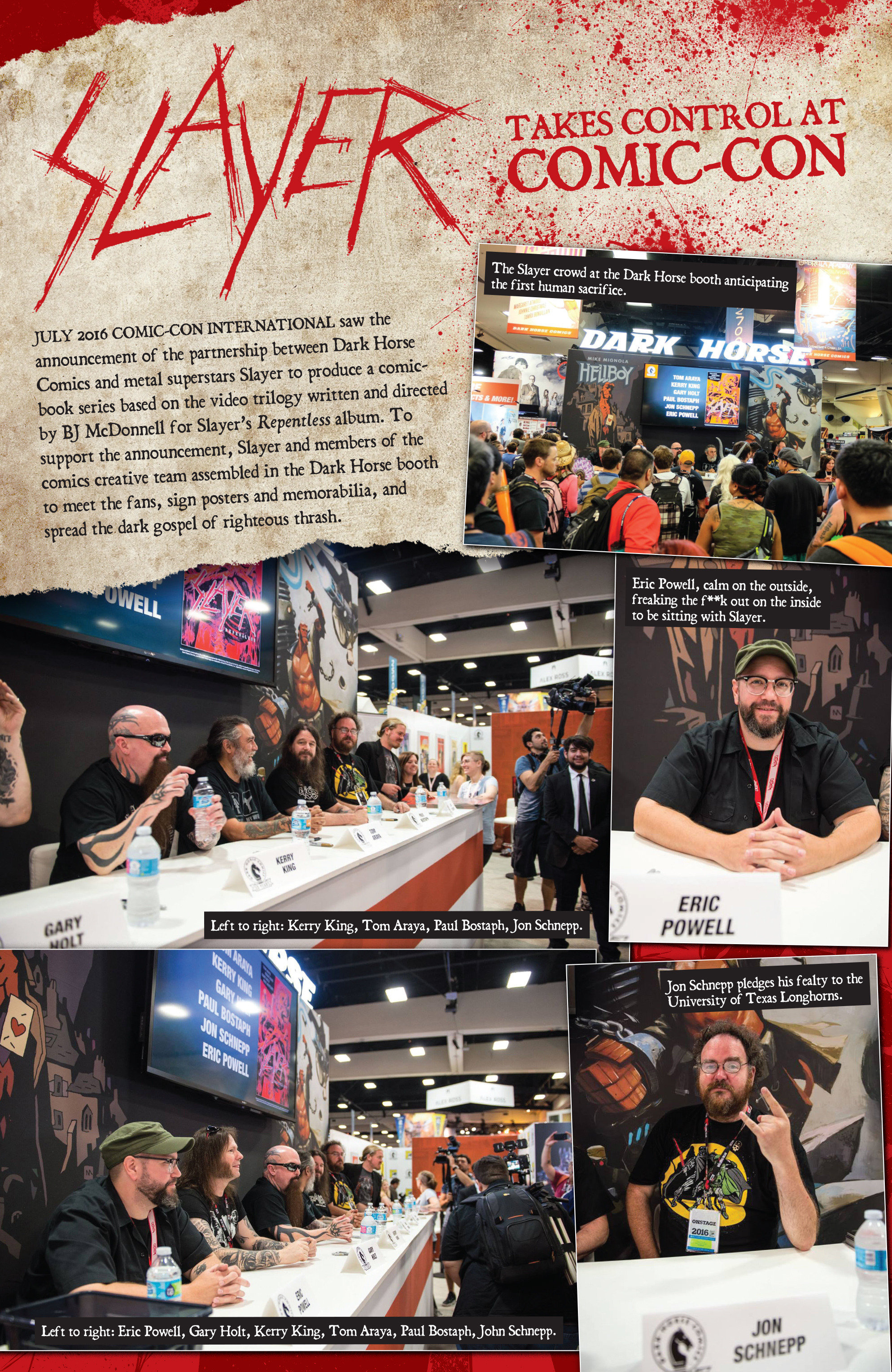 Read online Slayer: Repentless comic -  Issue #1 - 26
