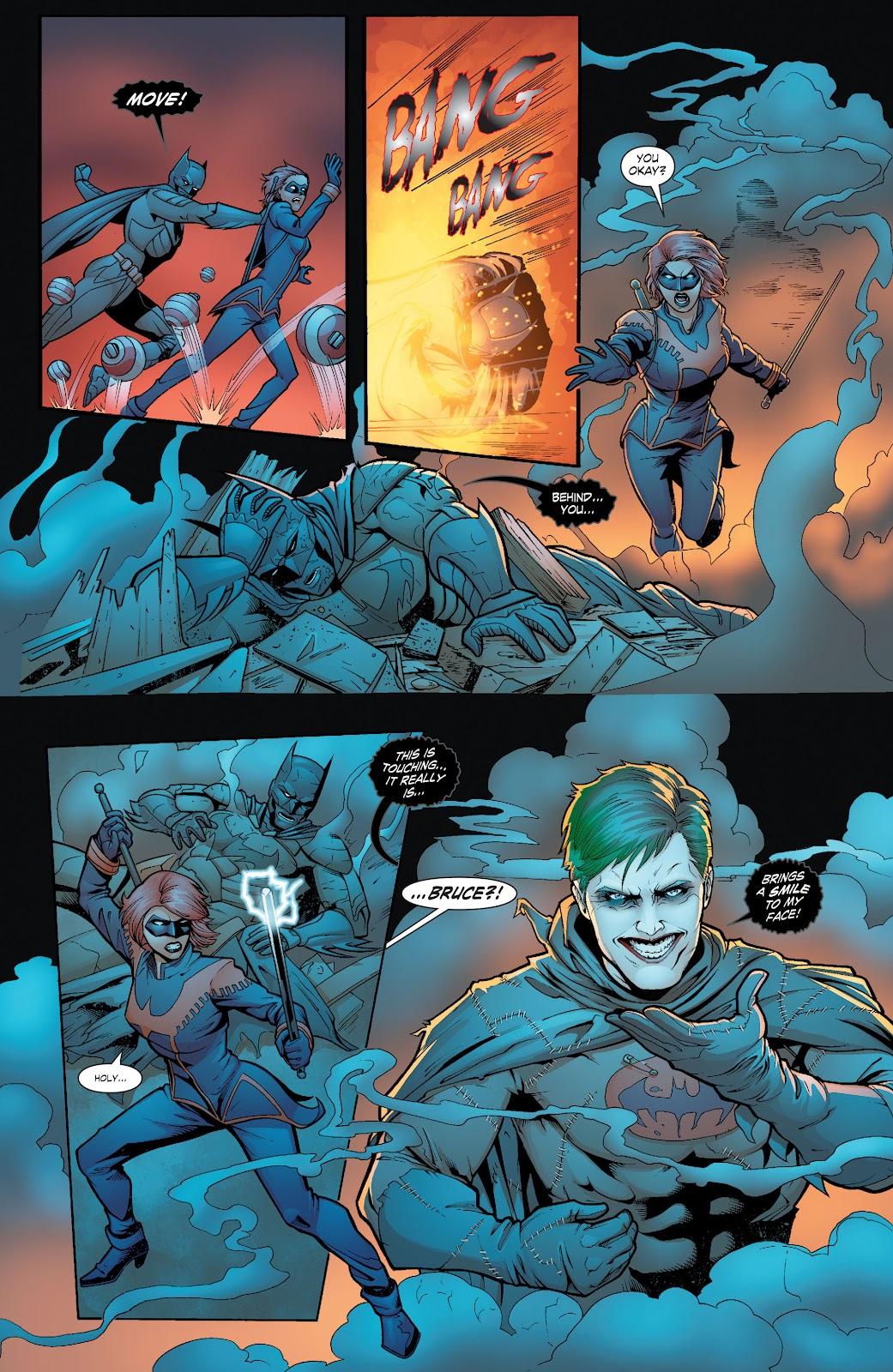 Read online Smallville Season 11 [II] comic -  Issue # TPB 6 - 136