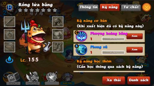 Game Vua Thu Cung 2017 Hack Mod
