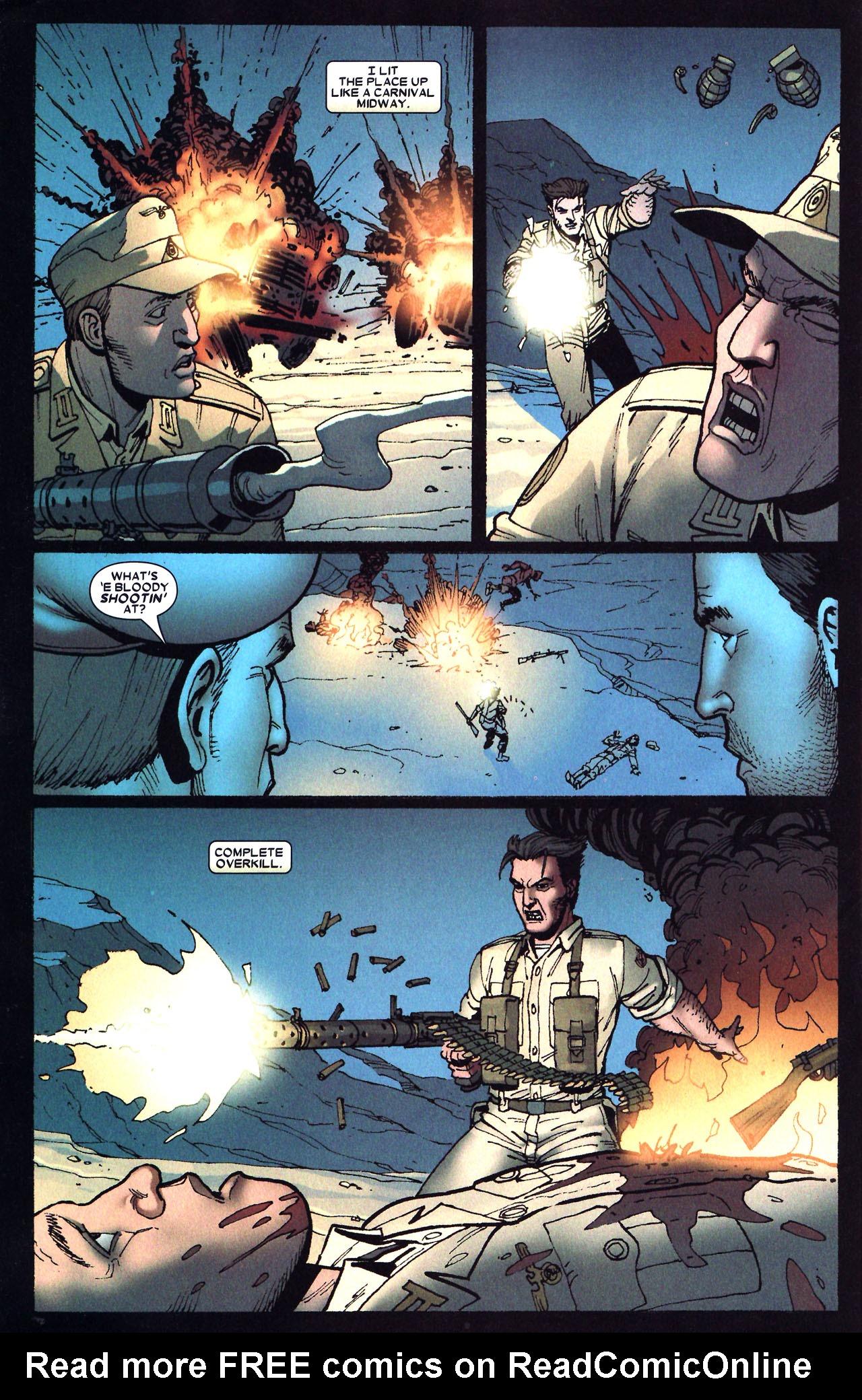 Read online Wolverine: Origins comic -  Issue #17 - 21