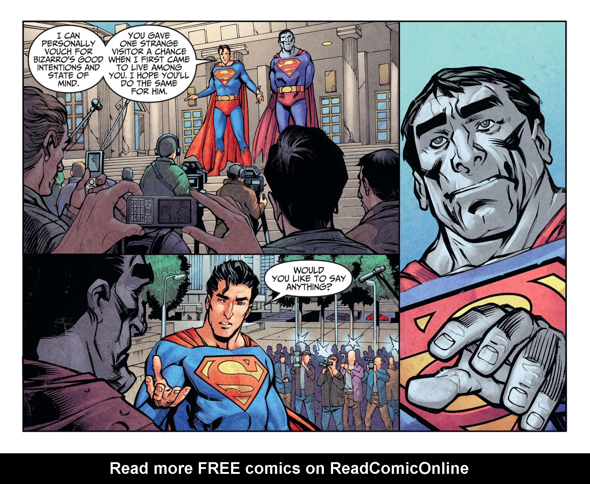 Read online Adventures of Superman [I] comic -  Issue #26 - 11
