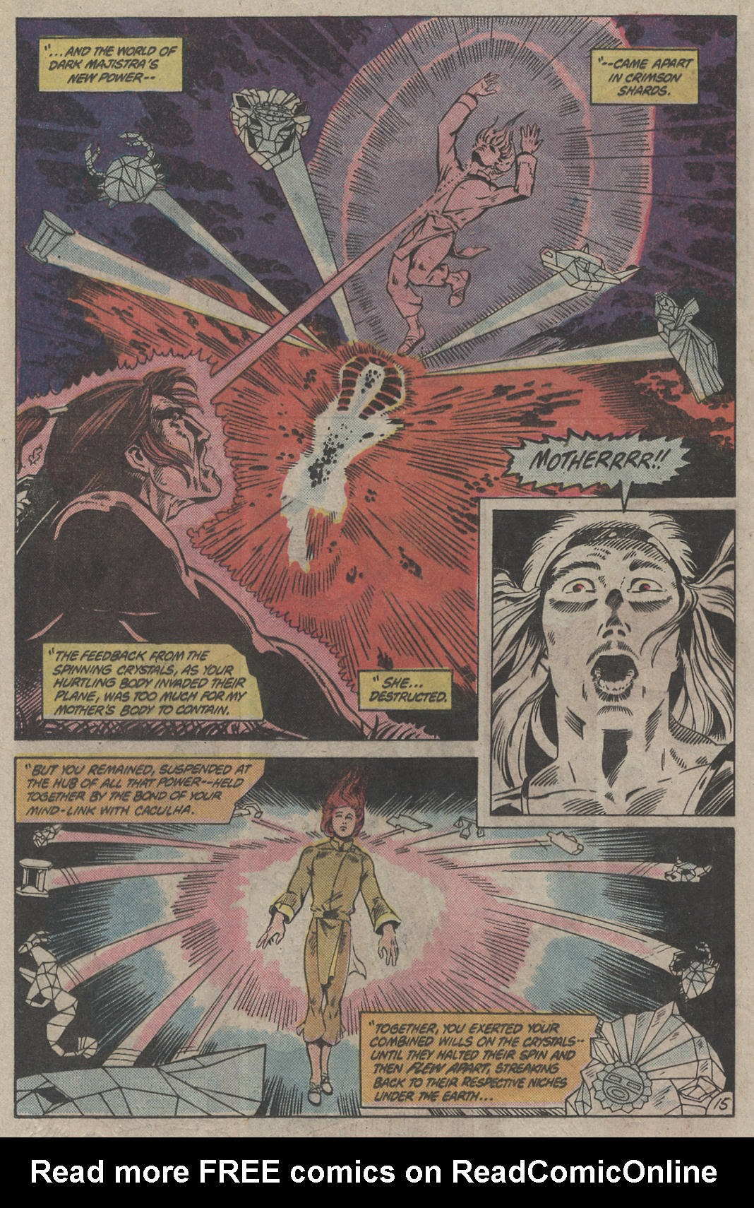 Read online Arion, Lord of Atlantis comic -  Issue #4 - 15
