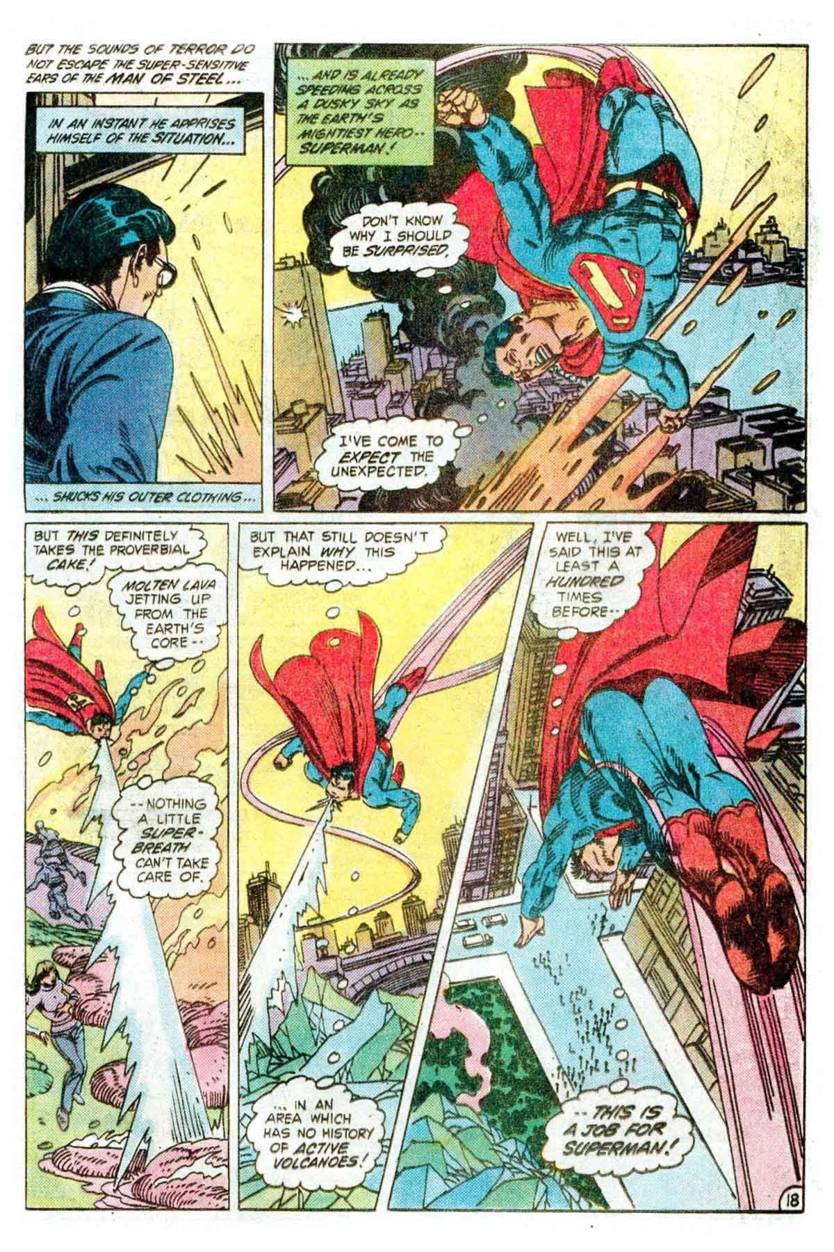 Read online Action Comics (1938) comic -  Issue #552 - 19