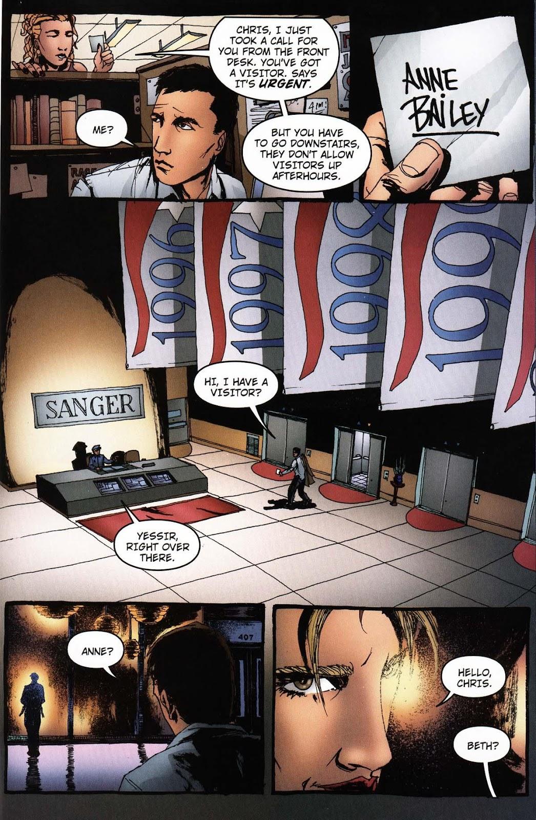 Read online Vampire the Masquerade comic -  Issue # Ventrue - 39