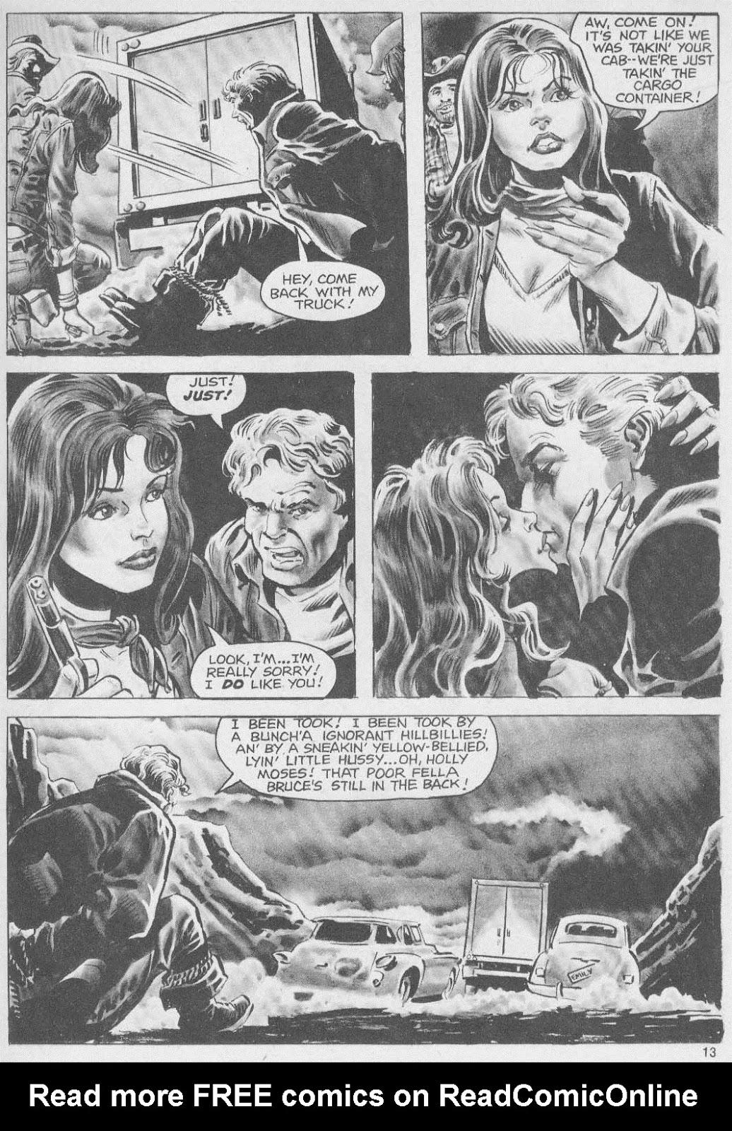 Hulk (1978) issue 27 - Page 13
